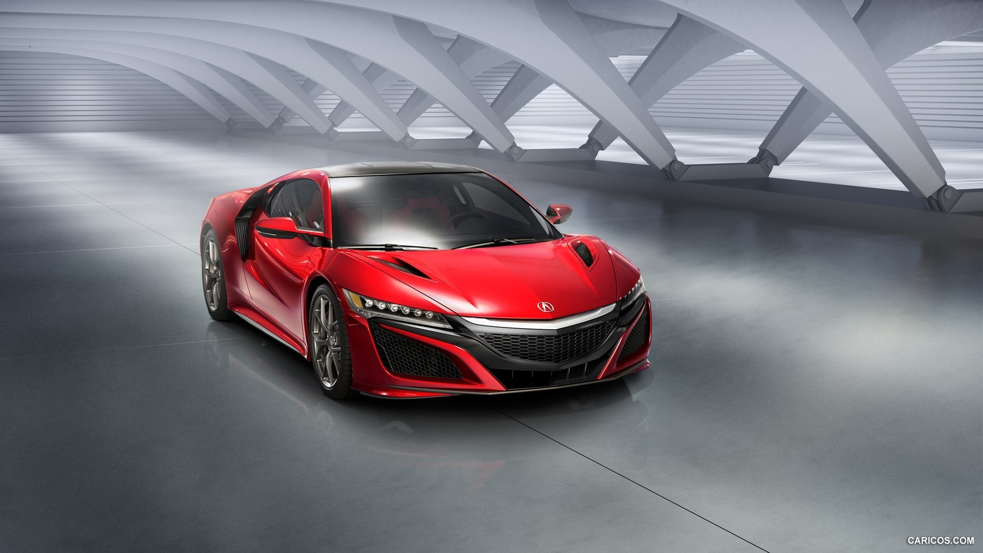 Acura NSX Background