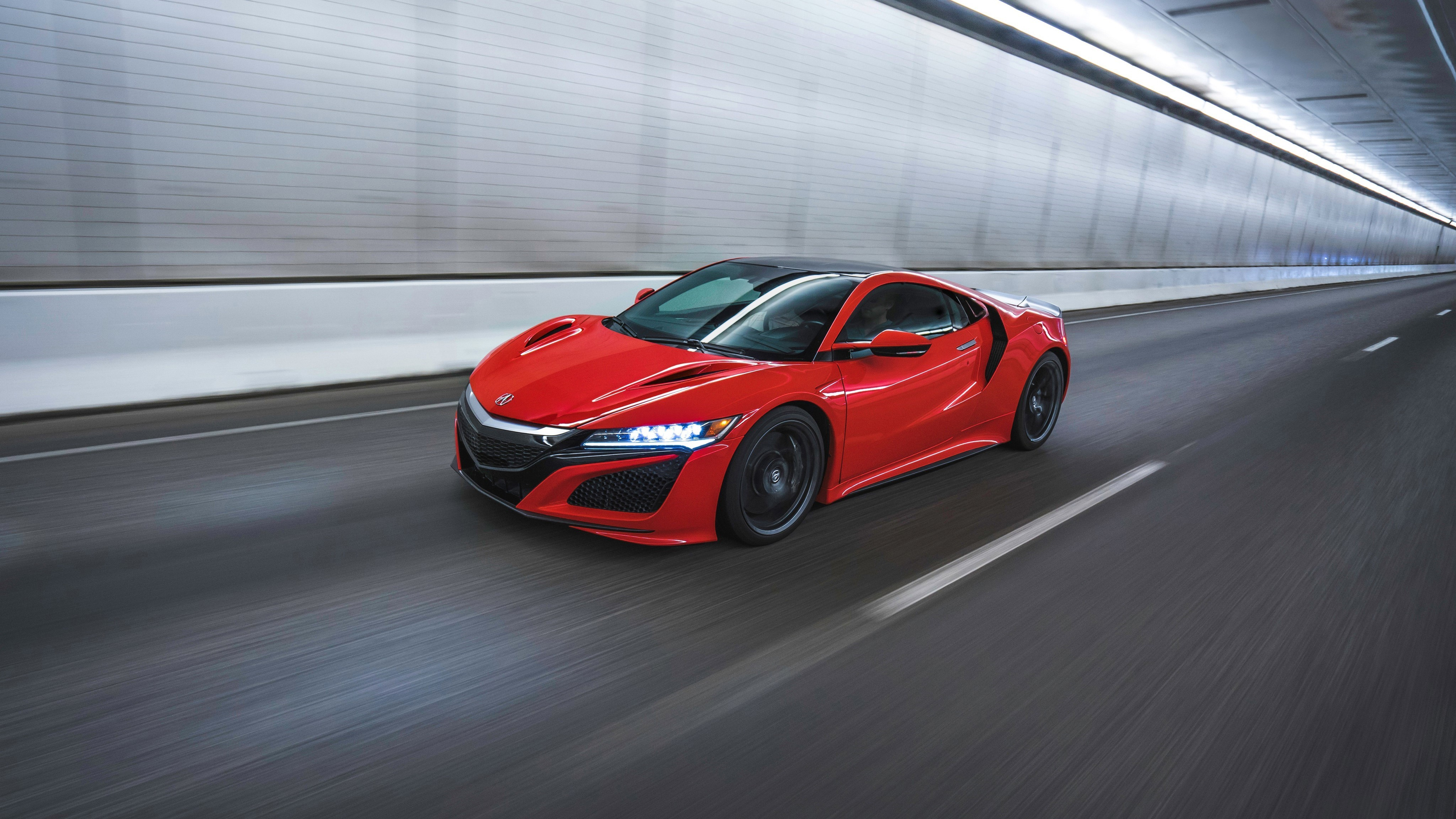 Acura NSX Desktop Wallpapers