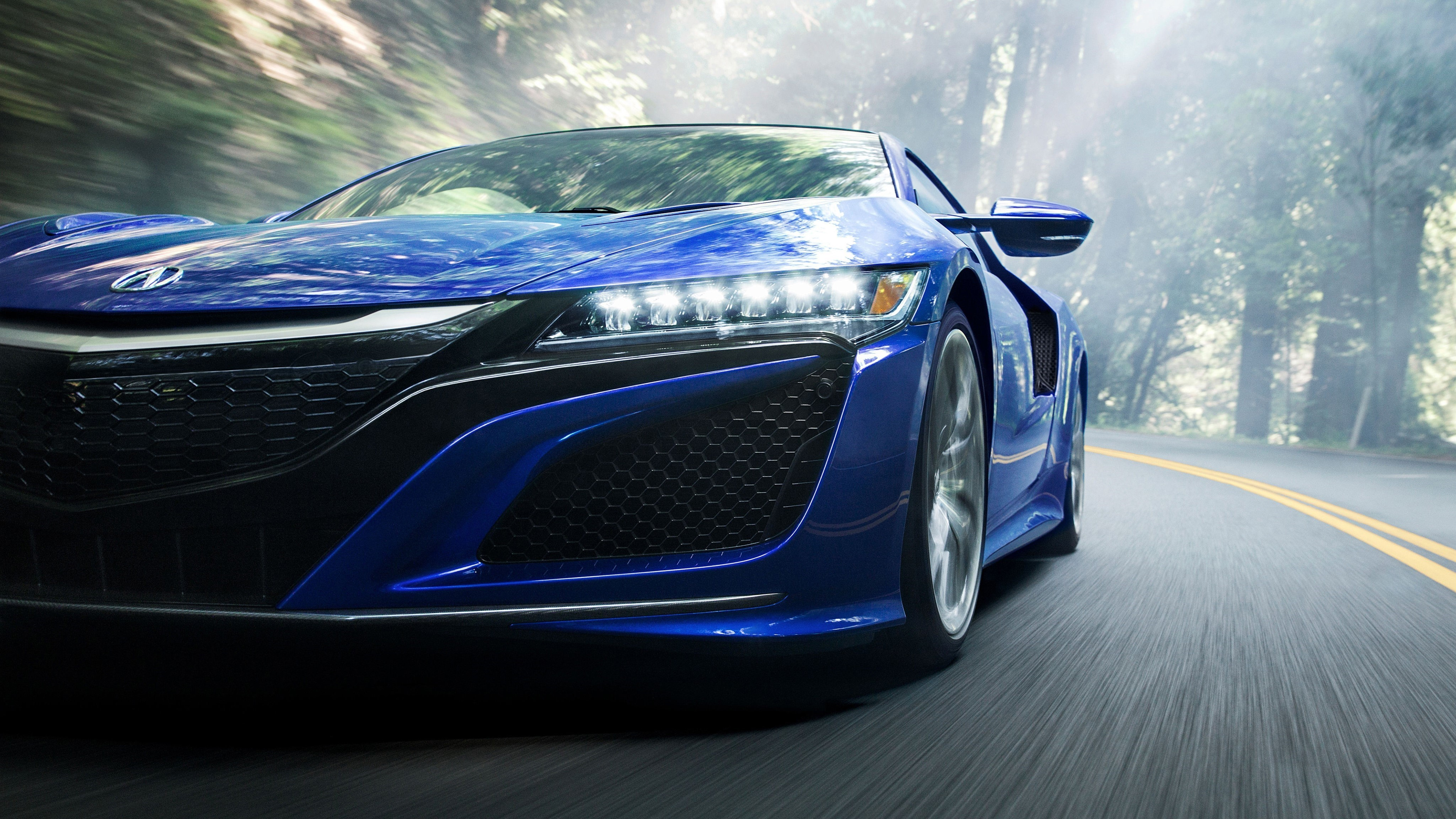 Acura NSX Pictures