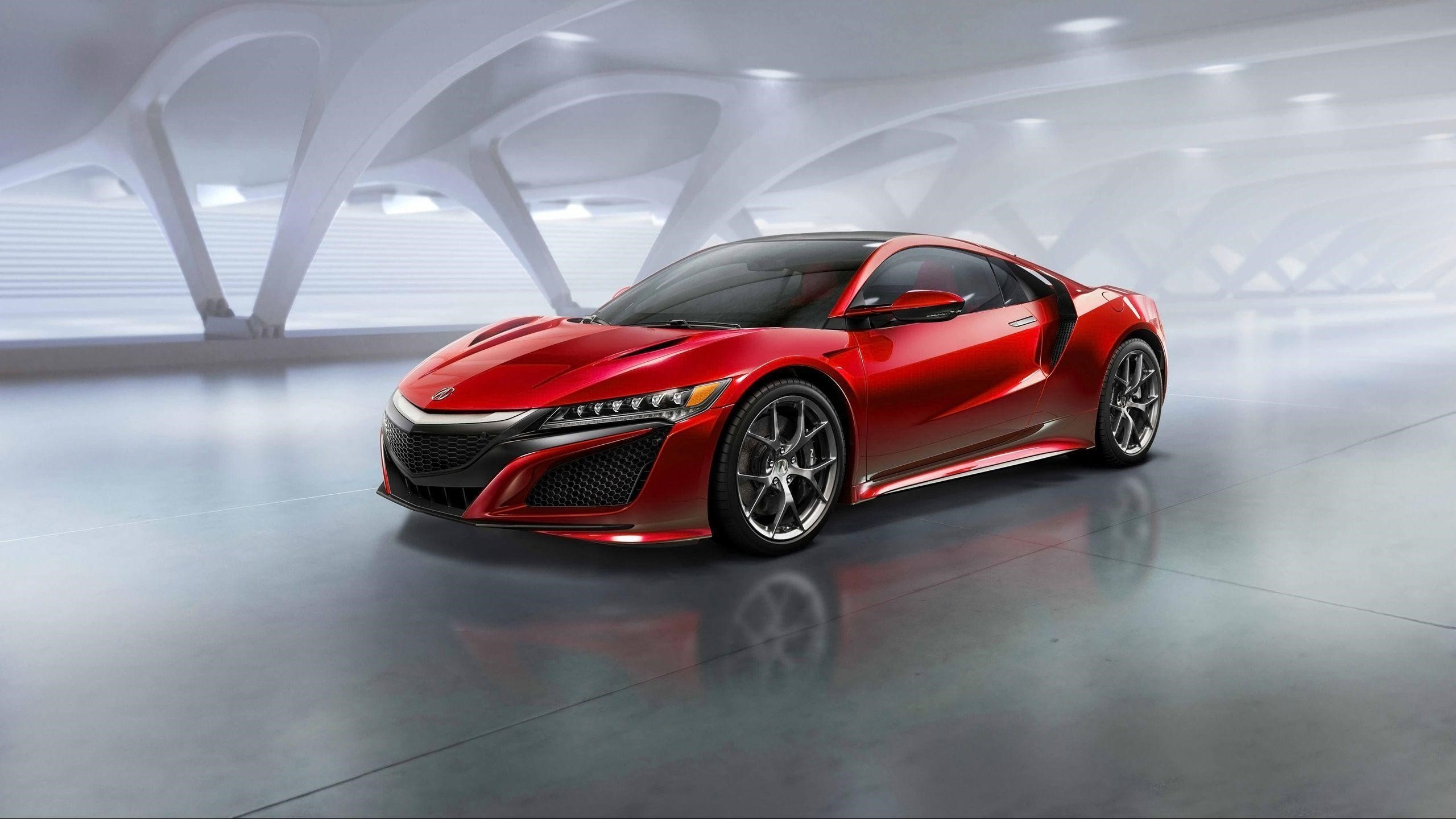Acura NSX UHD Wallpapers