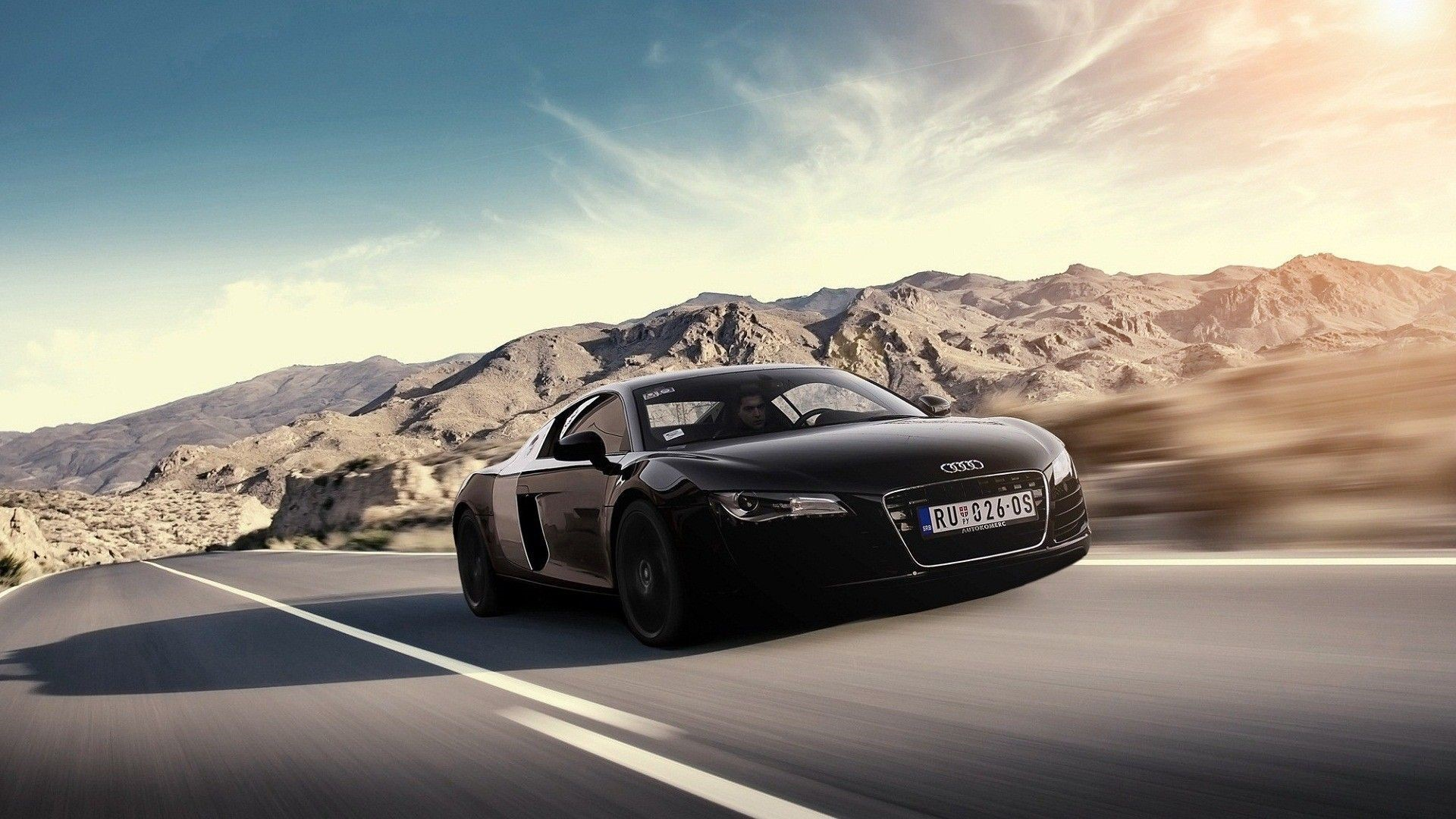 Audi R8 4K Wallpapers