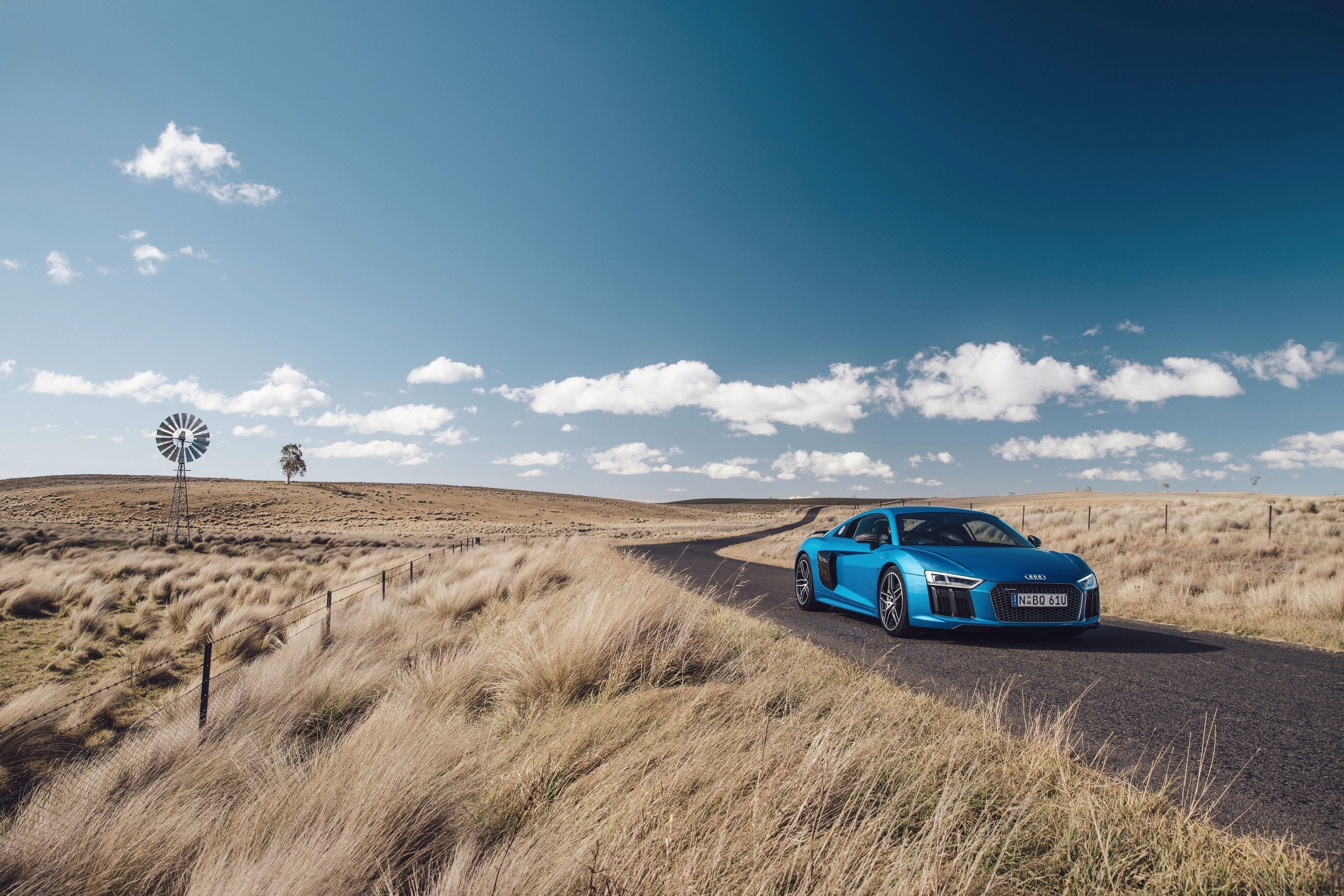 Audi R8 Background