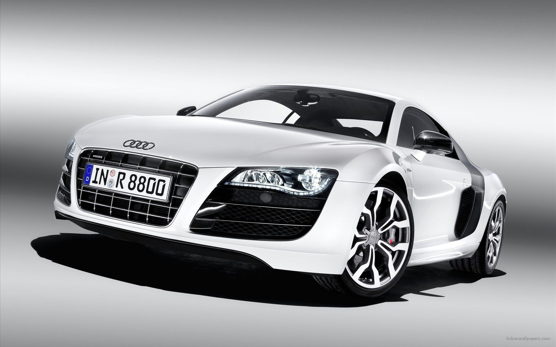Audi R8 Front HTC Wallpapers