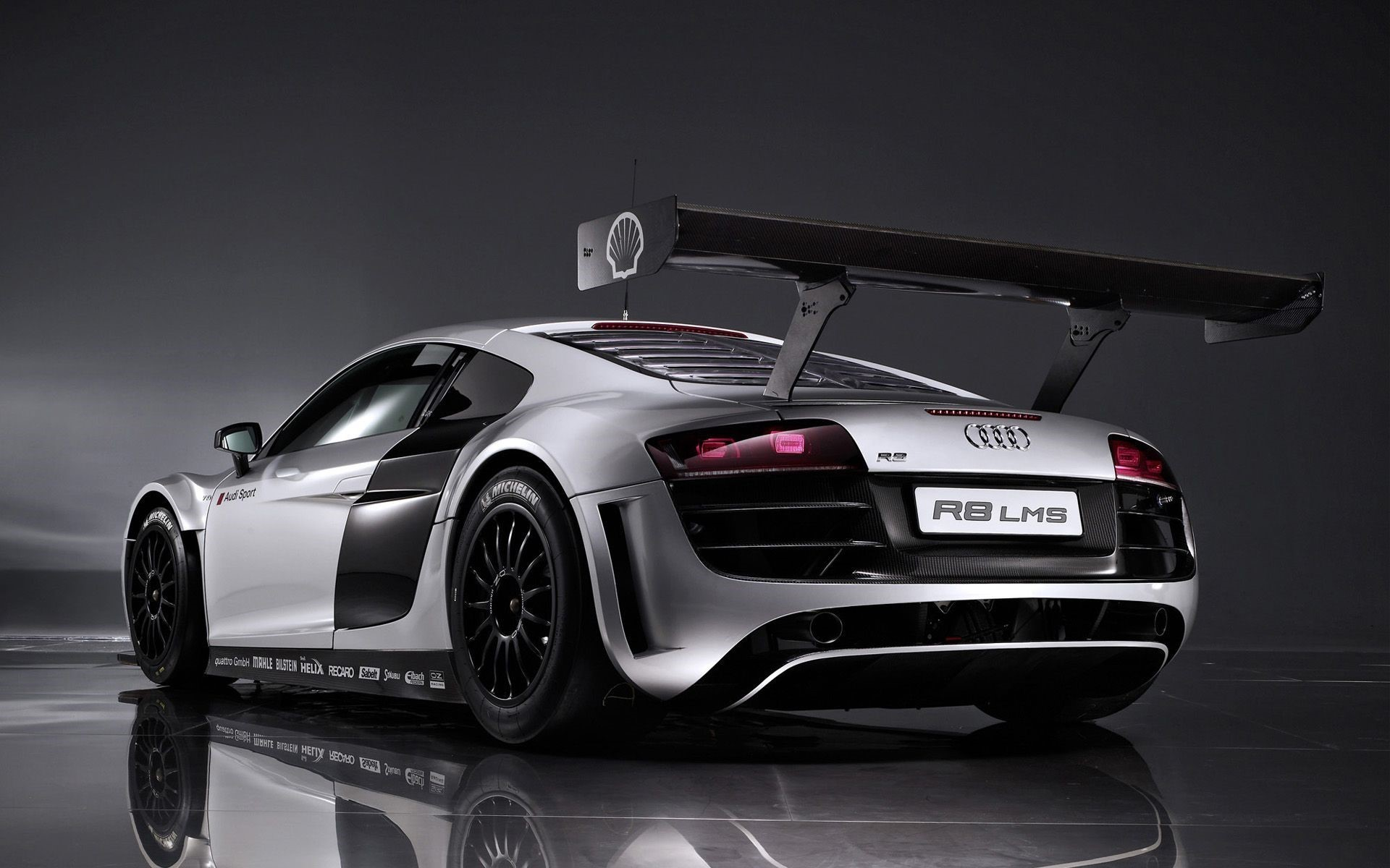 Audi R8 Front Mobile HD Wallpaper