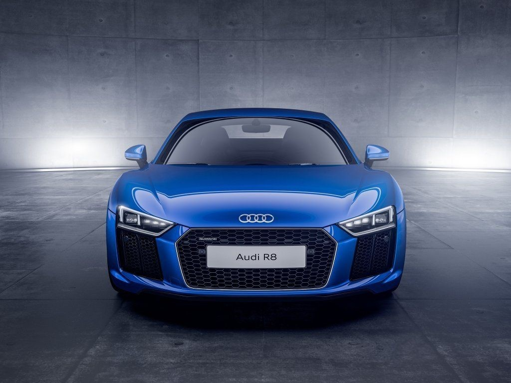Audi R8 Front Samsung Wallpapers