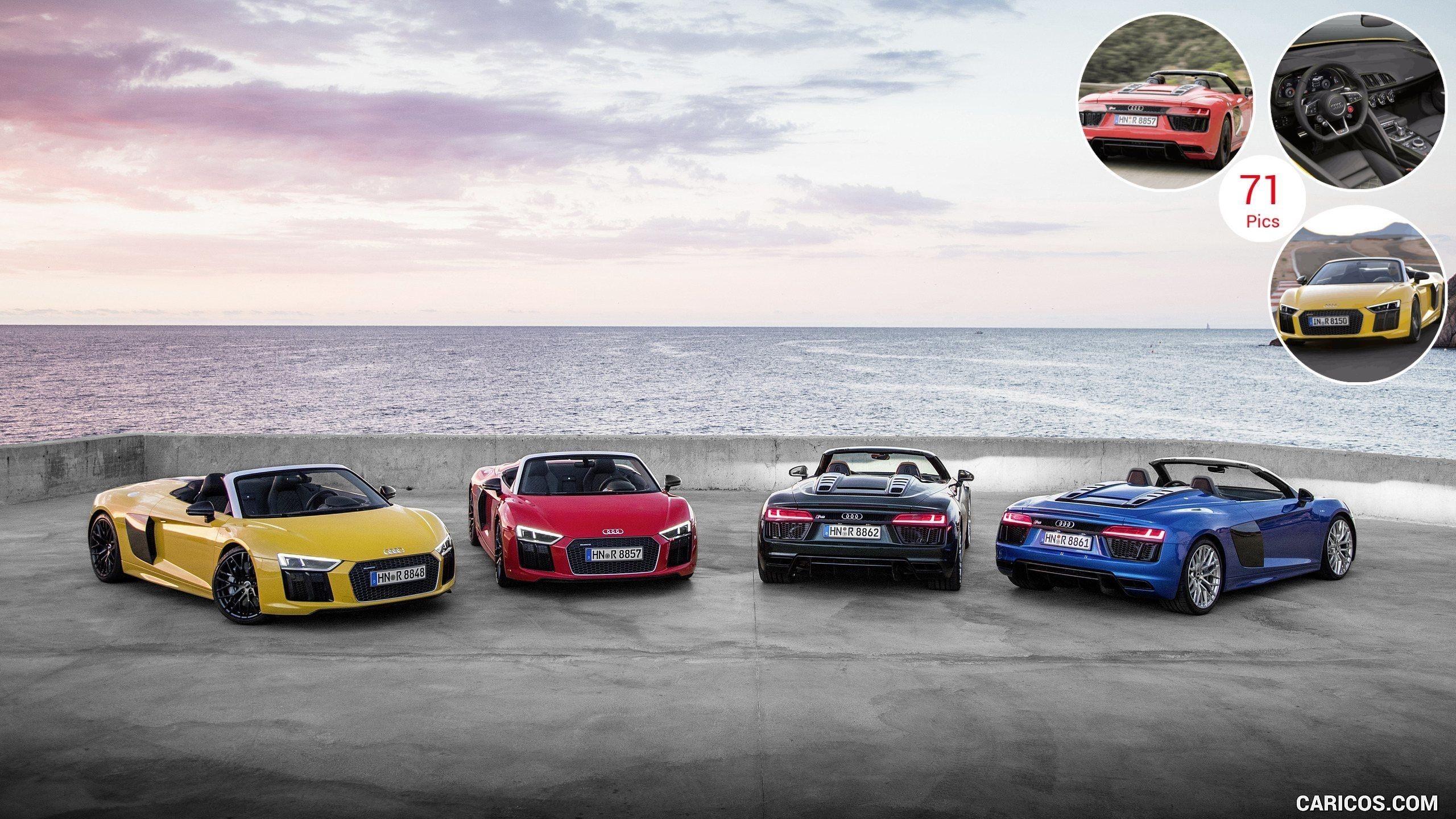 Audi R8 Gallery