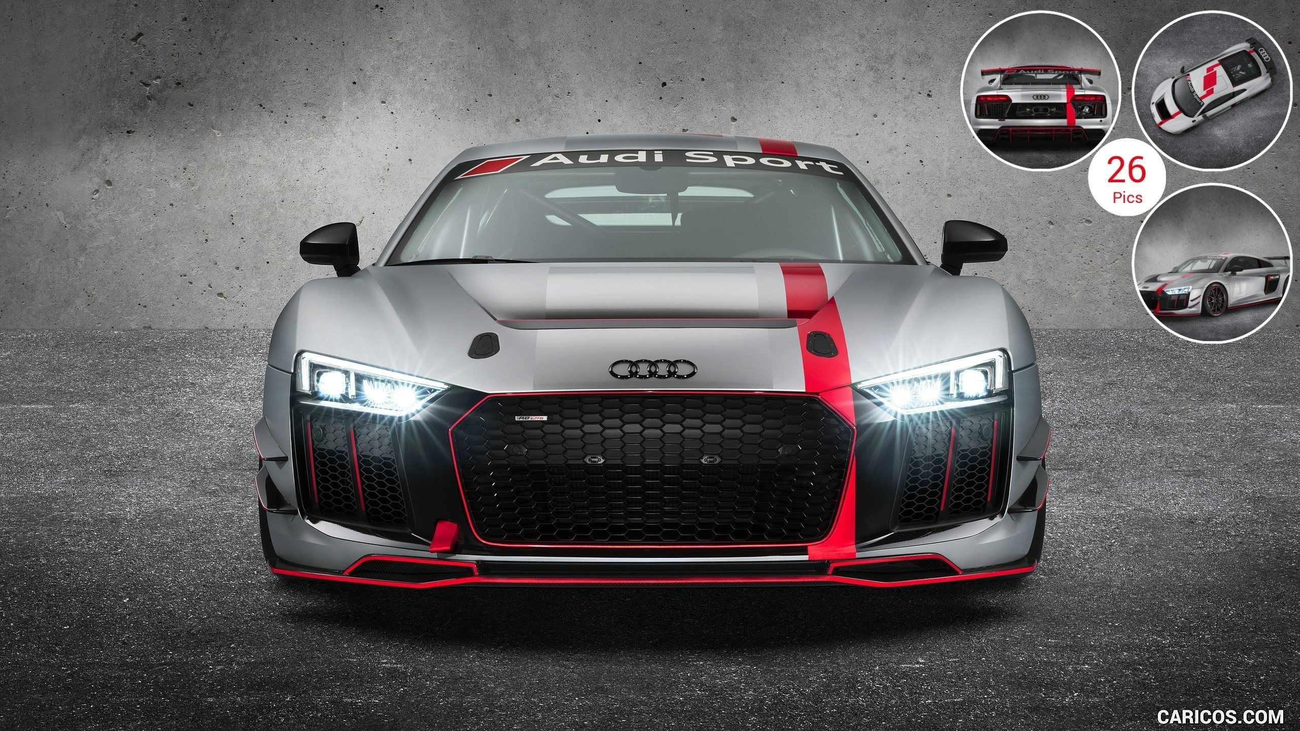 Audi R8 HD Background