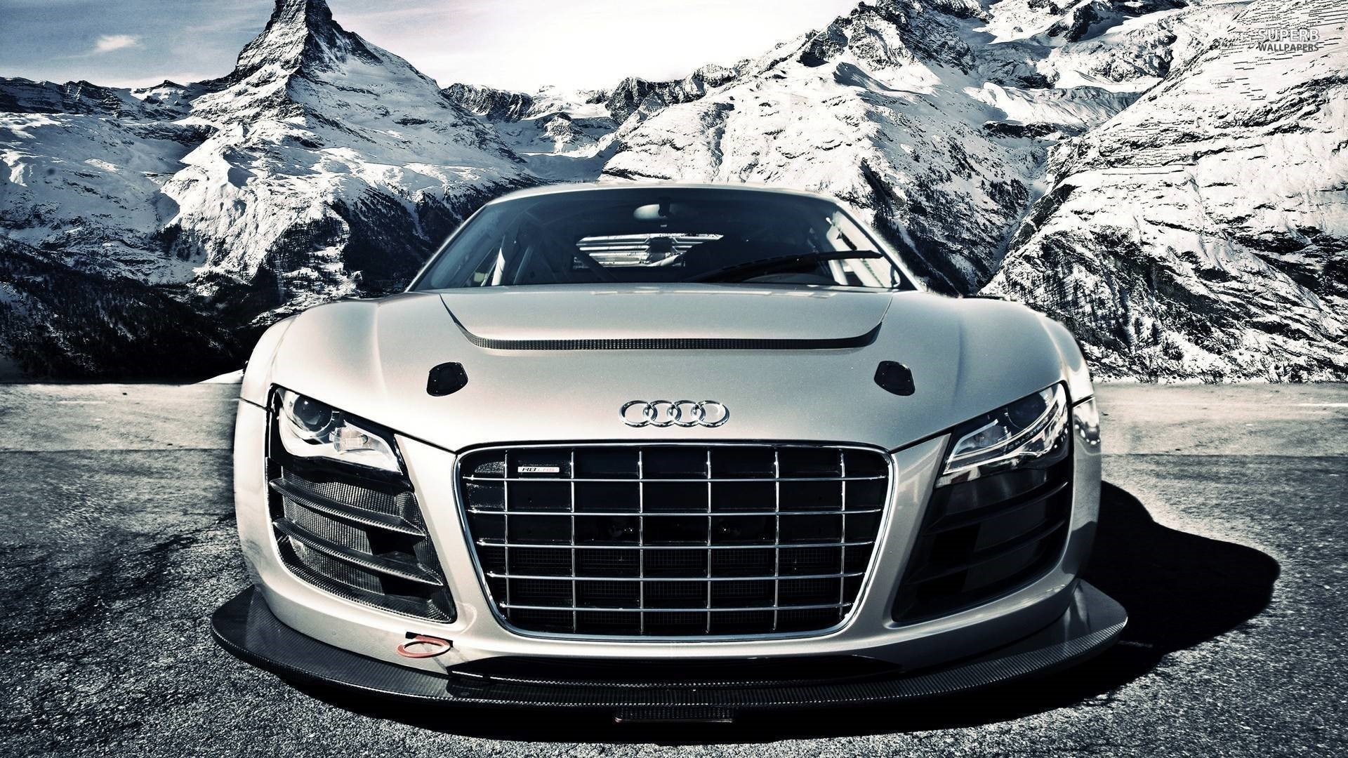 Audi R8 HTC Wallpapers