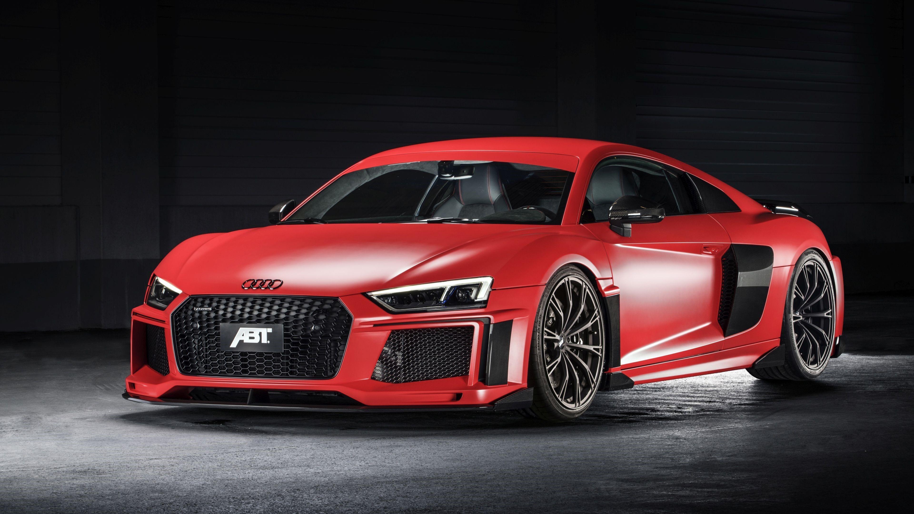 Audi R8 UHD Wallpapers