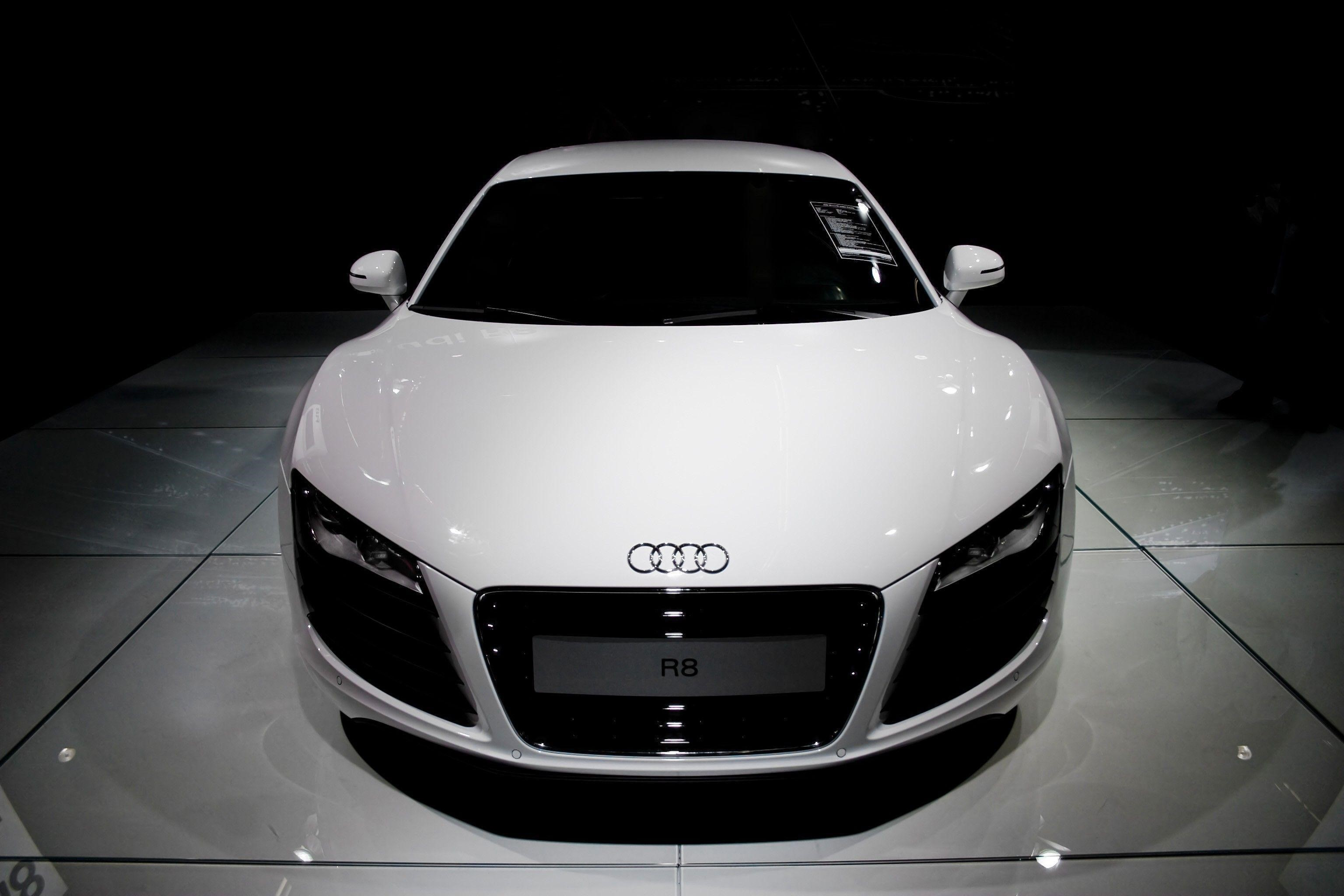Audi R8 Windows Background
