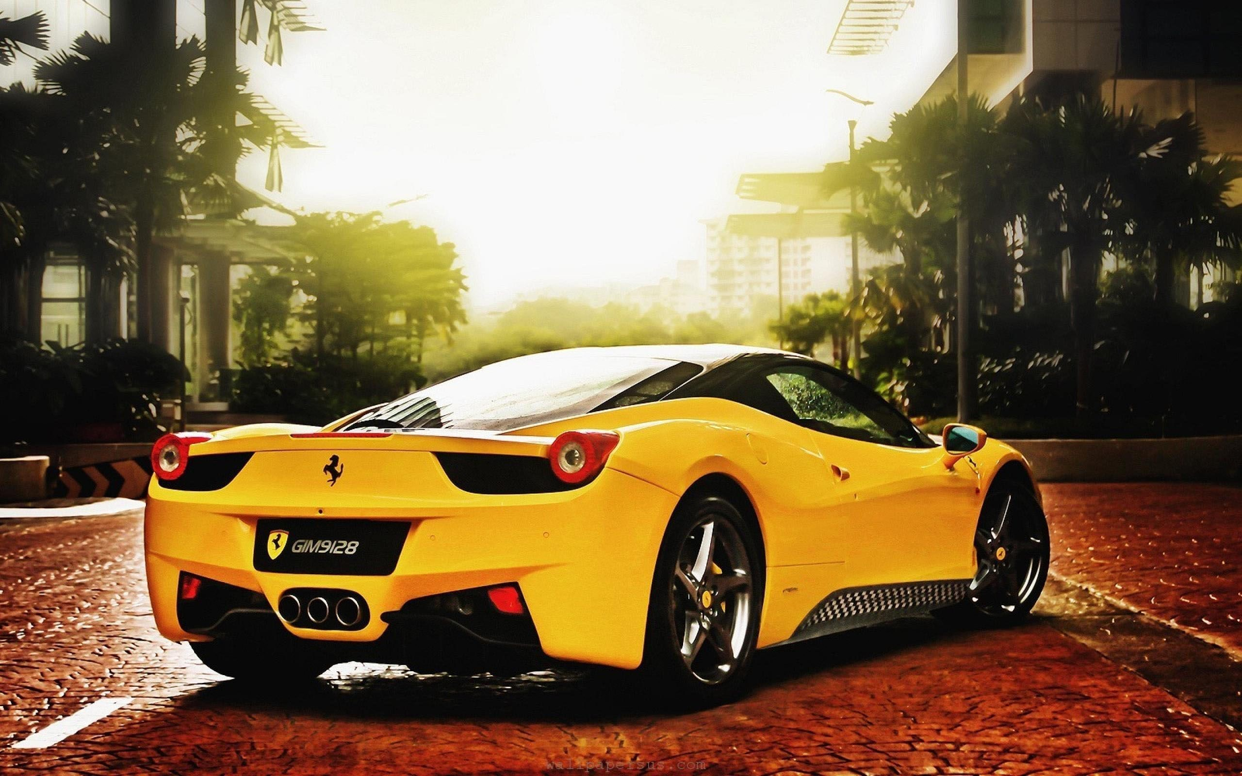 Awesome Cars Free Wallpaper