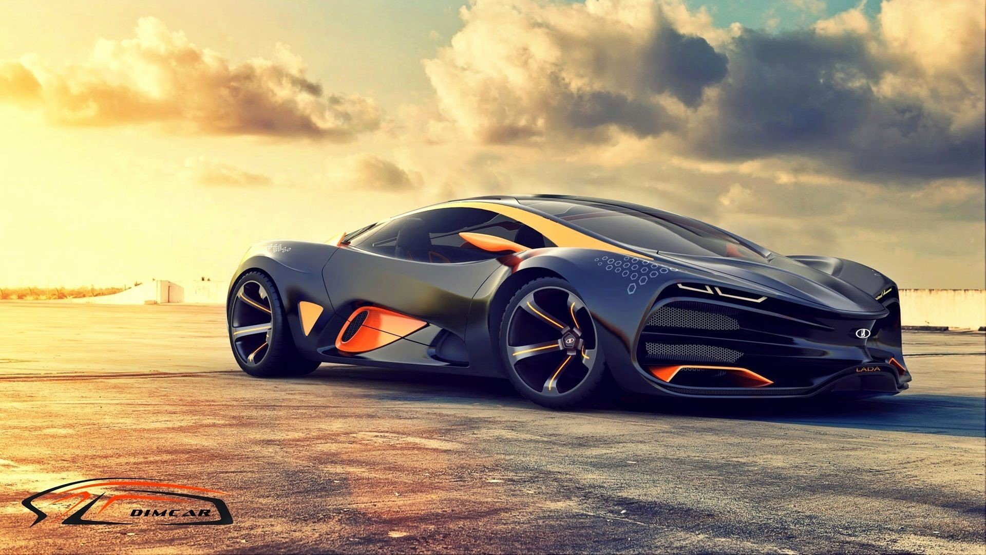 Awesome Cars HTC Wallpapers