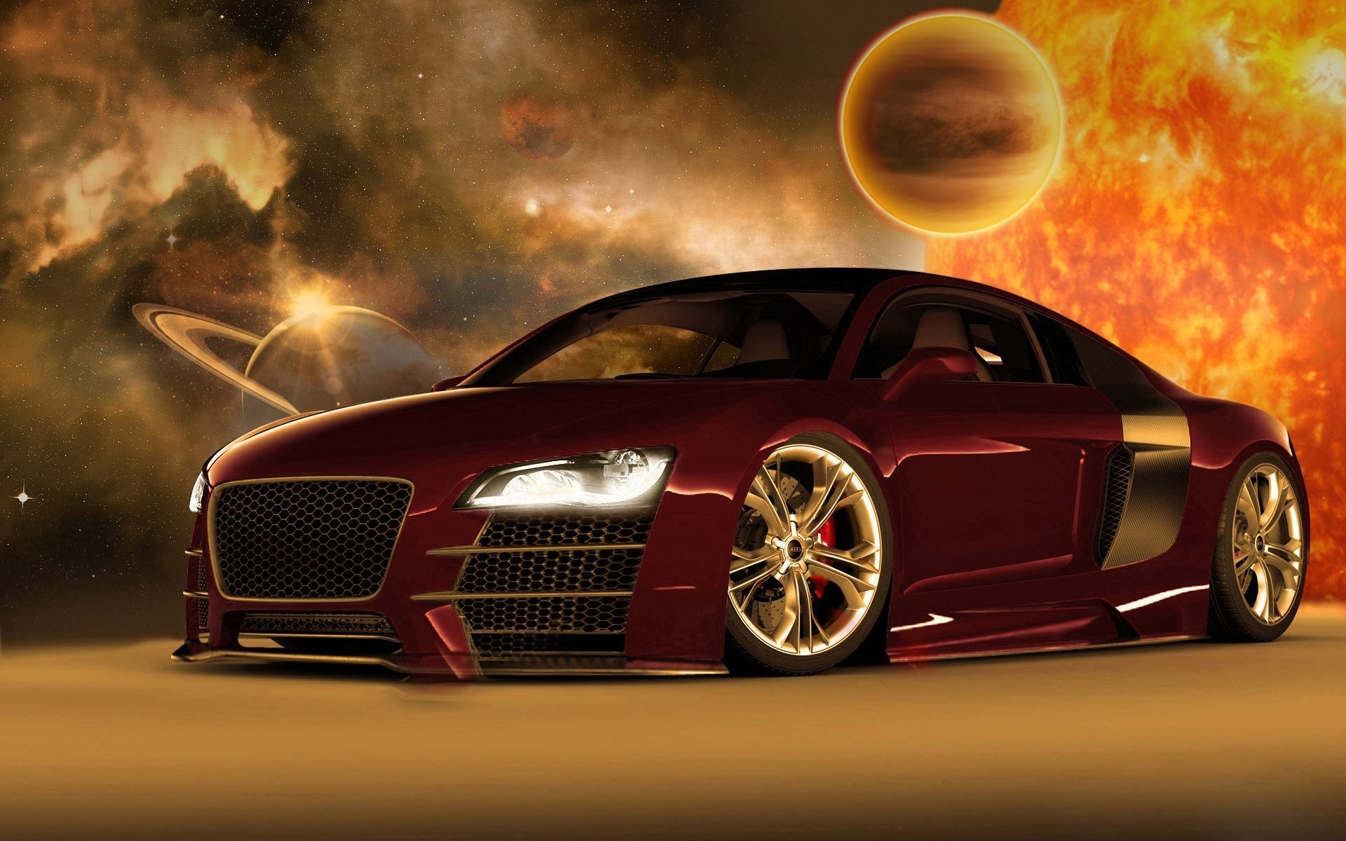 Awesome Cars Mobile HD Wallpaper