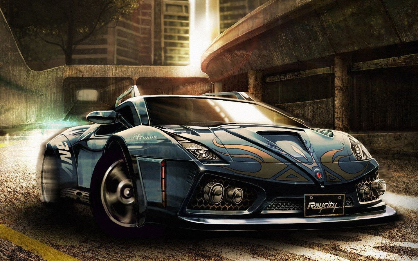 Awesome Cars iphone Wallpapers