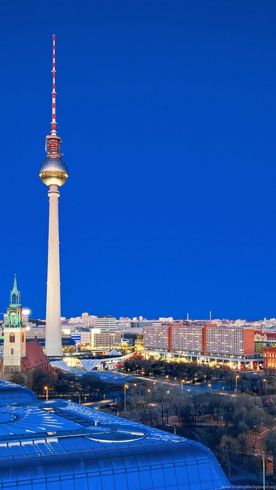 Berlin HD Background
