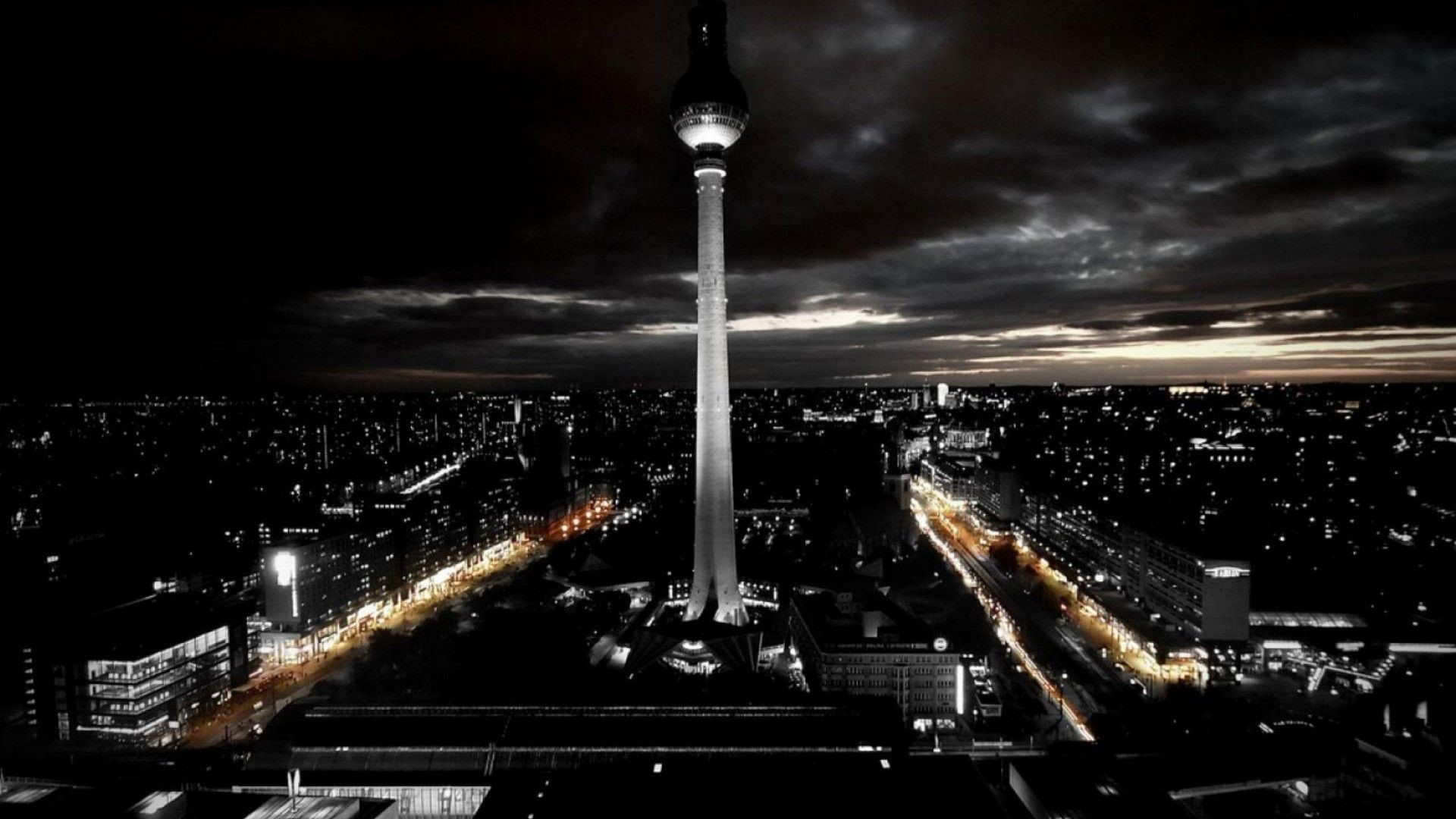 Berlin Mobile HD Wallpaper