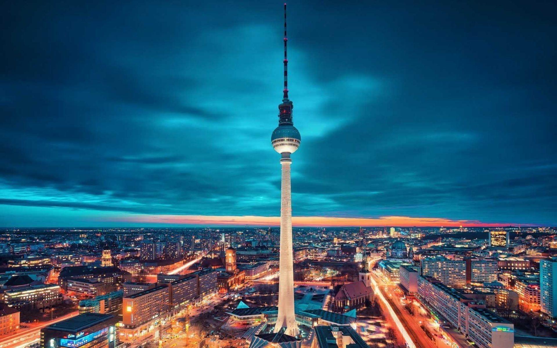 Berlin Phone Wallpapers
