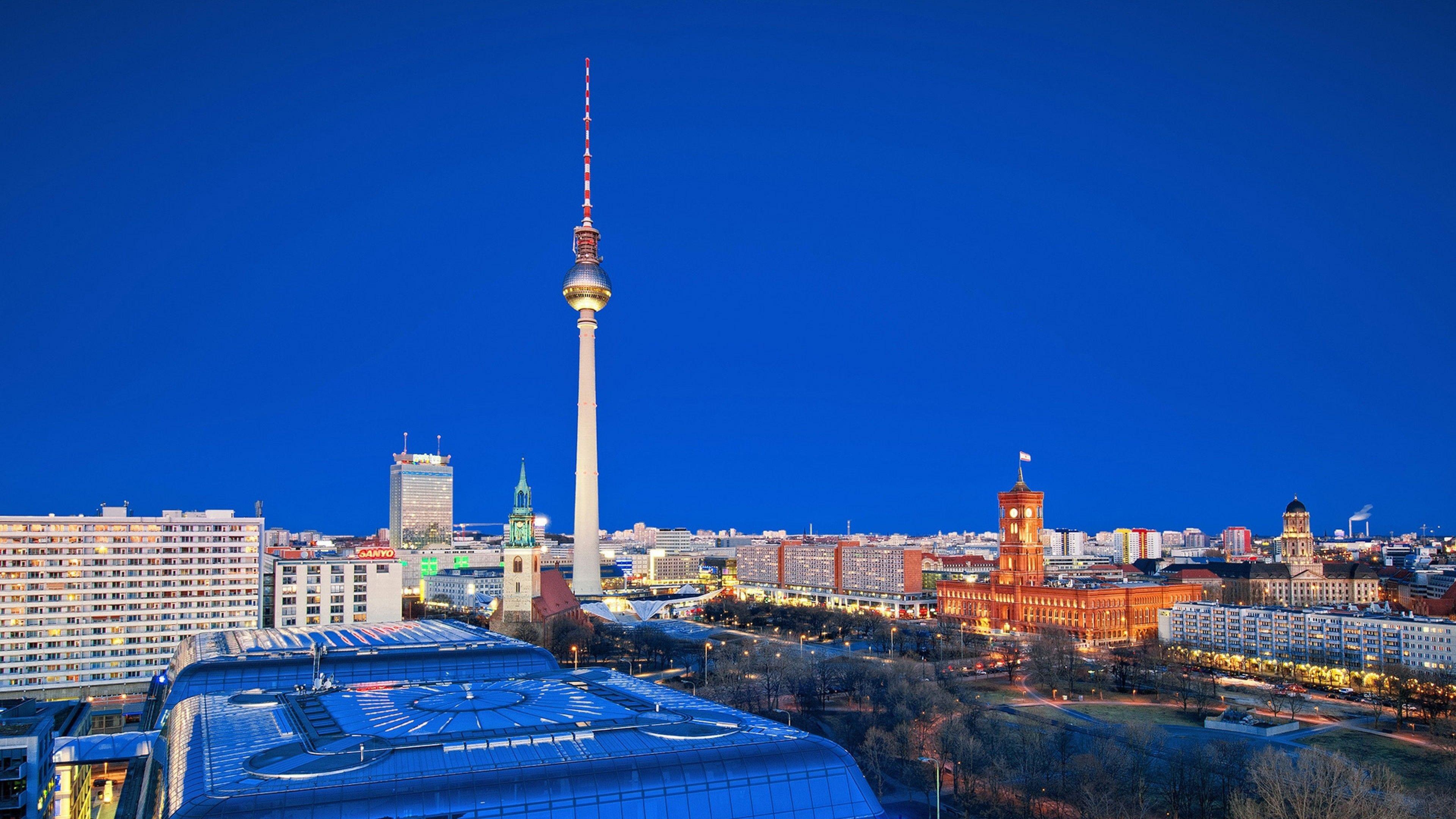 Berlin UHD Wallpapers