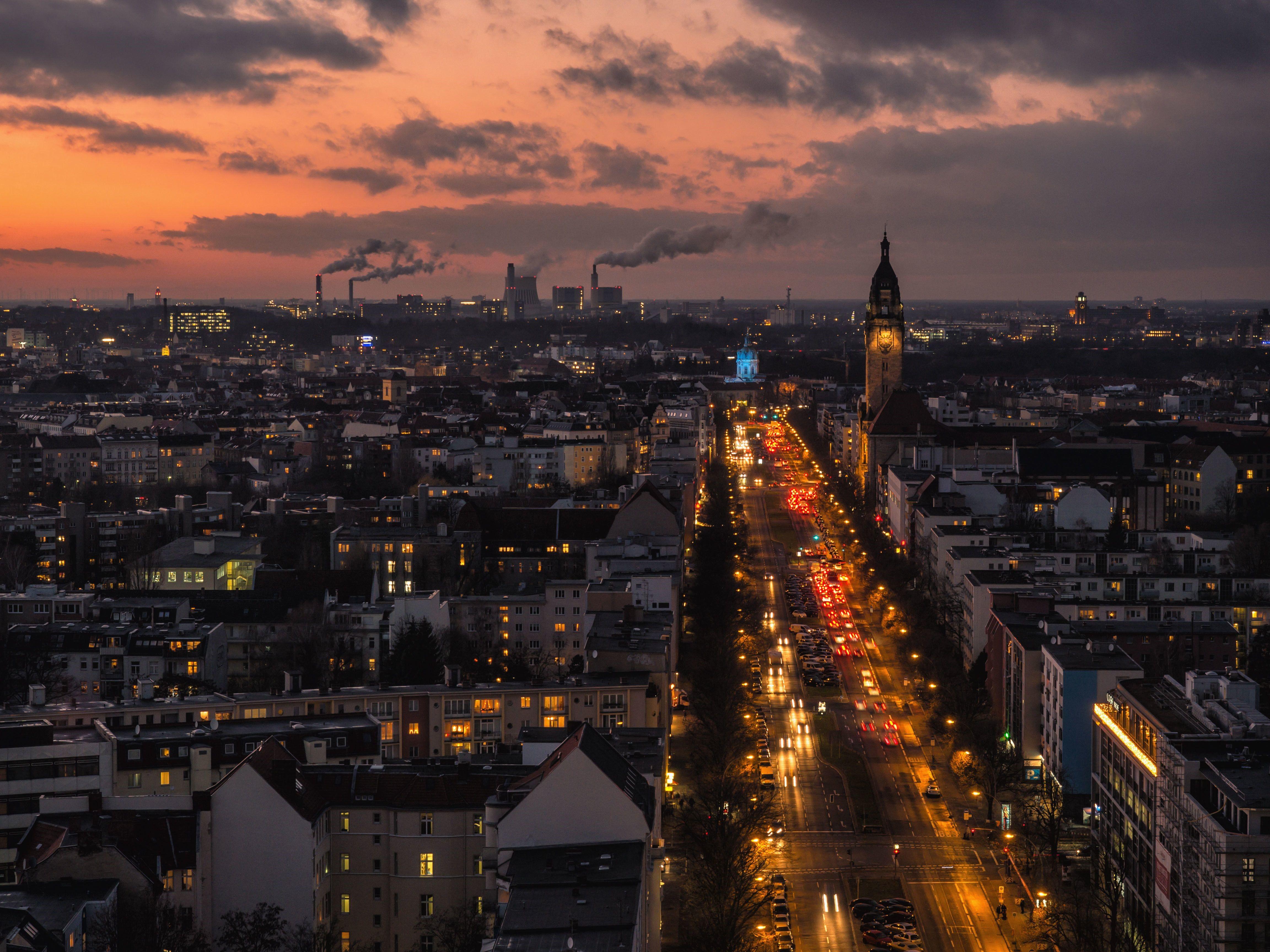 Berlin Windows Background
