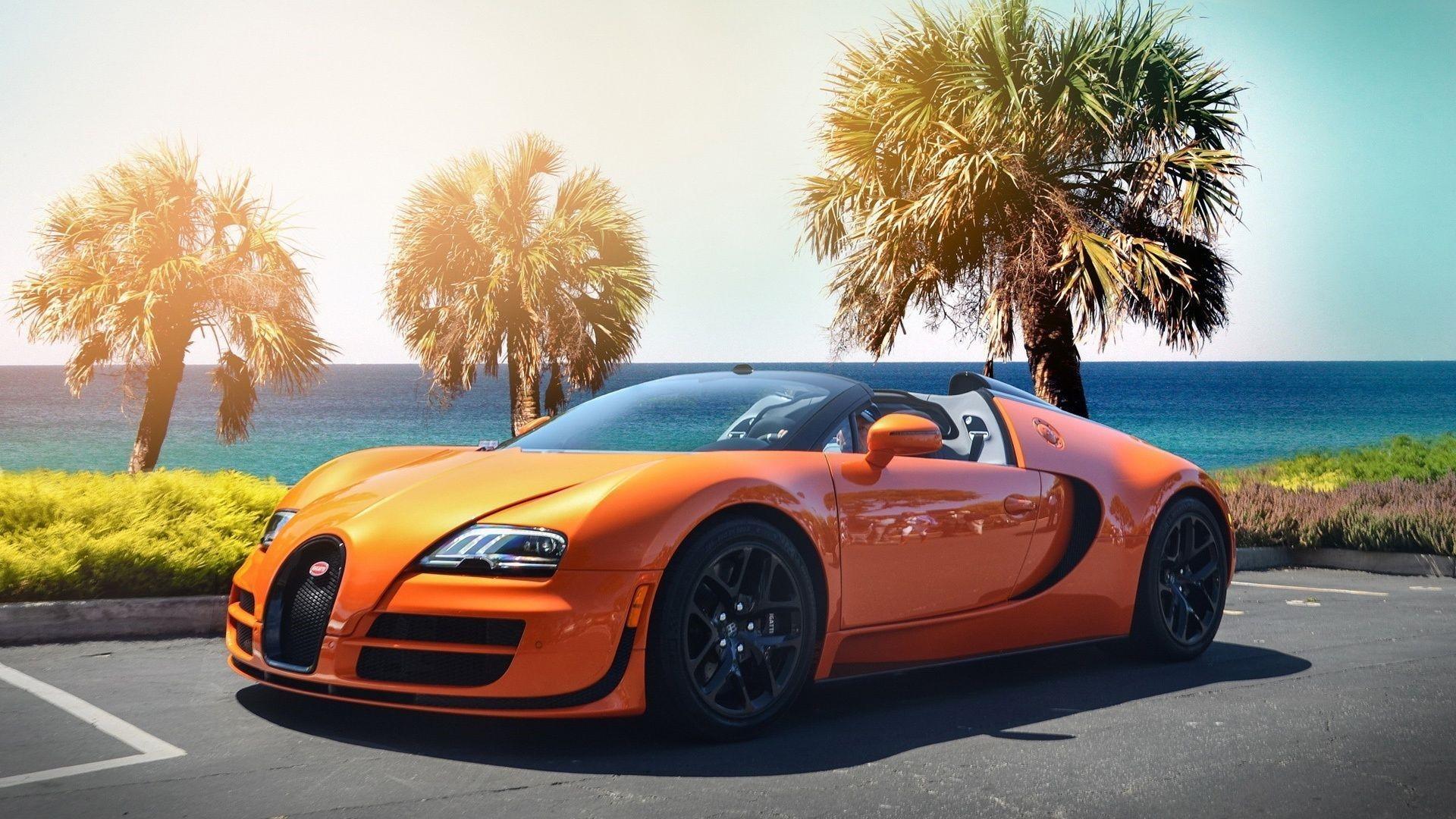 Bugatti Free Wallpaper