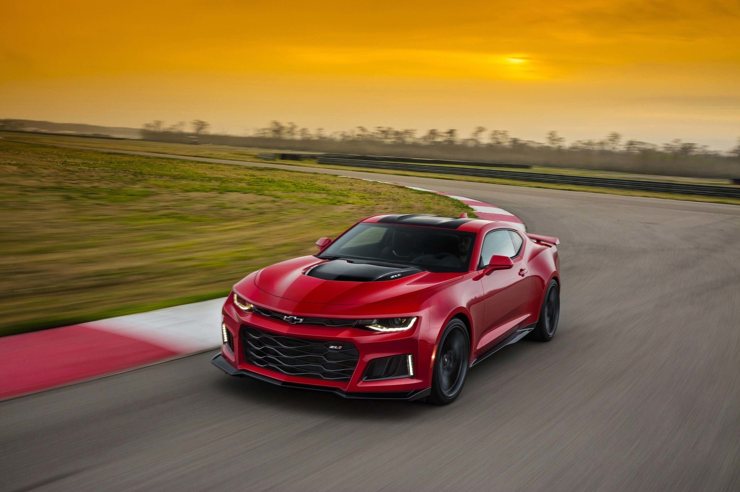 Camaro UHD Wallpapers