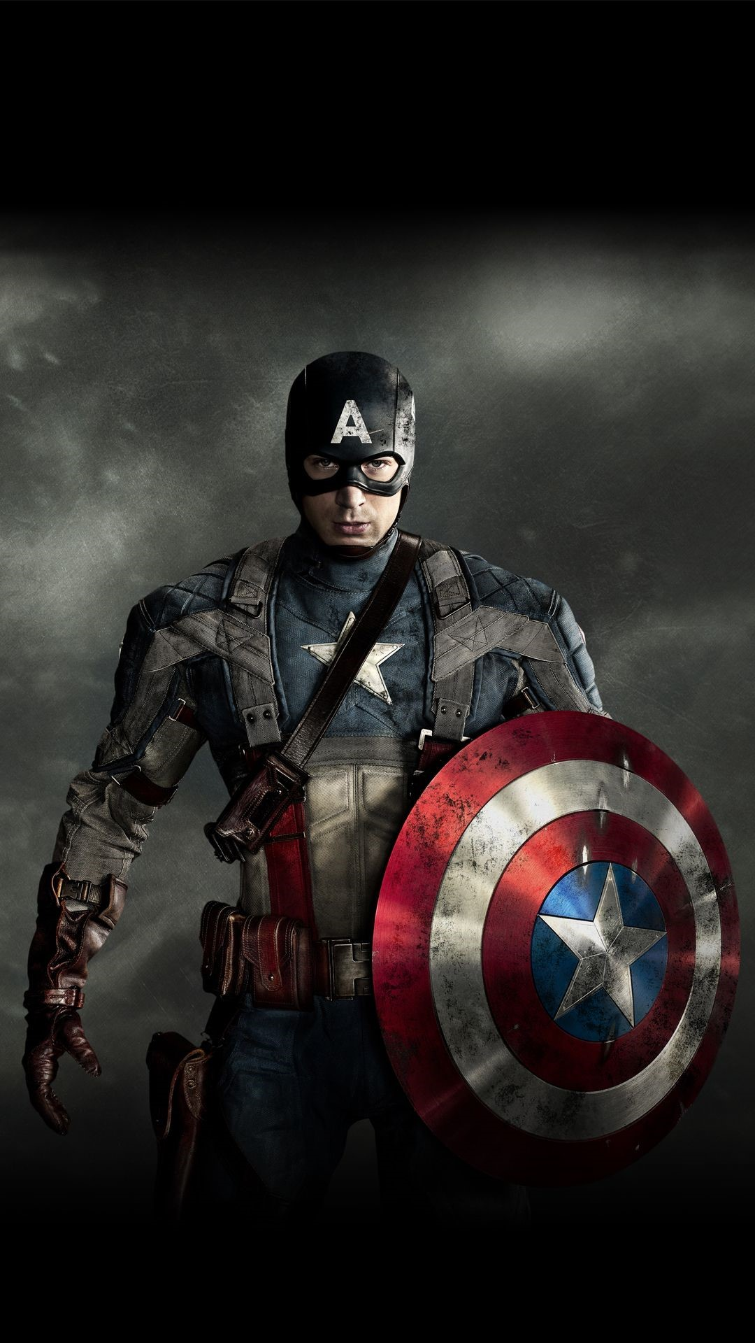 Captain America Windows Background