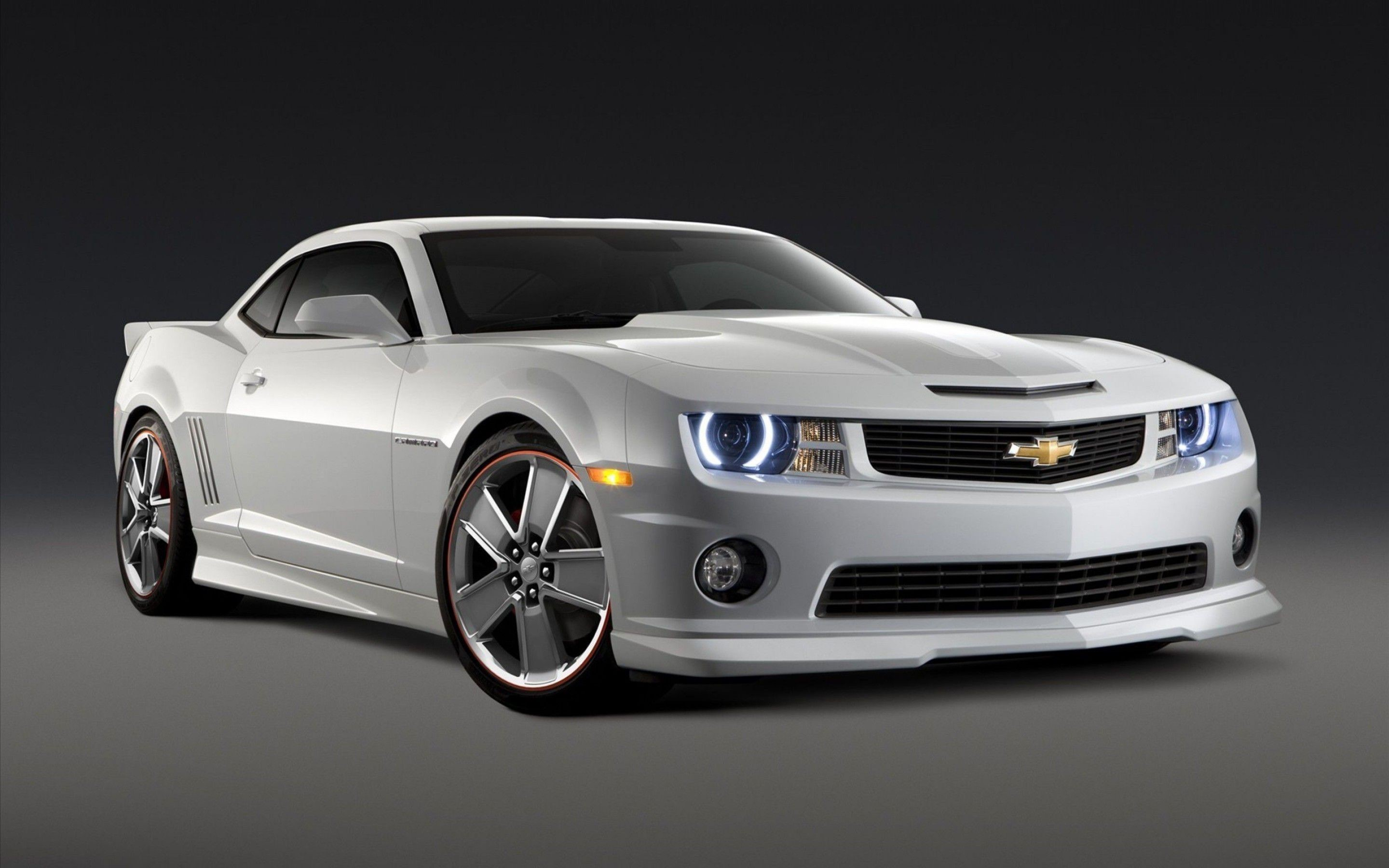 Chevy Muscle Car Background
