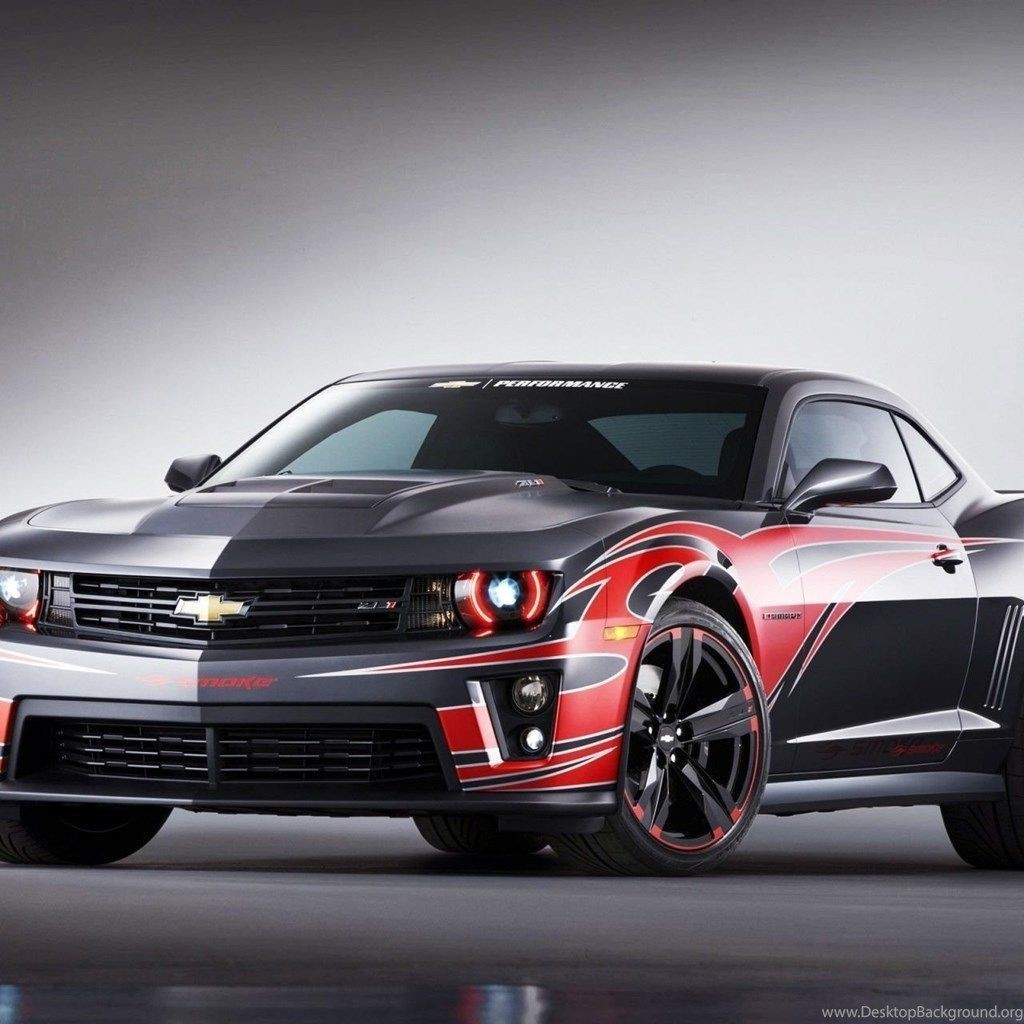 Chevy Muscle Car HD Background