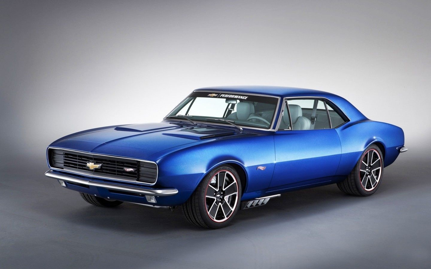 Chevy Muscle Car HD Wallpapers