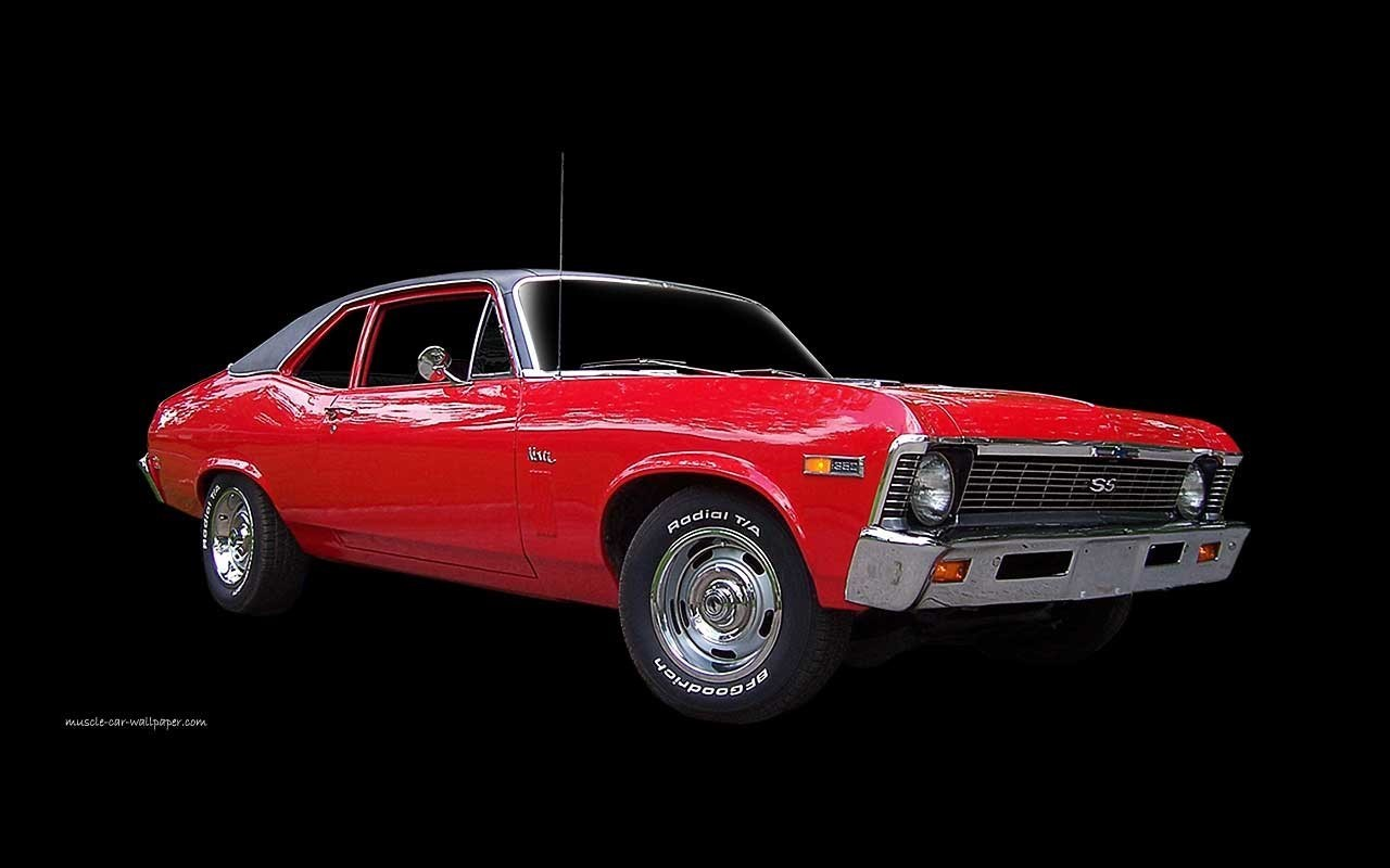 Chevy Muscle Car Phone Wallpapers