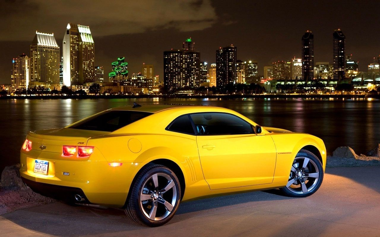Chevy Muscle Car Review