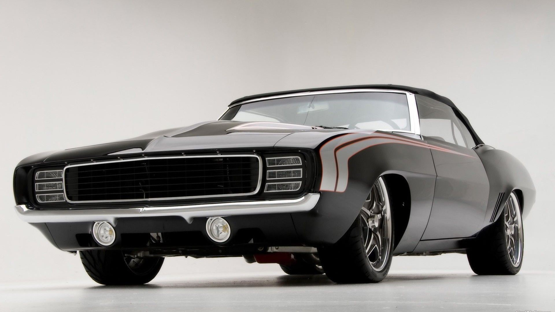 Chevy Muscle Car UHD Wallpapers
