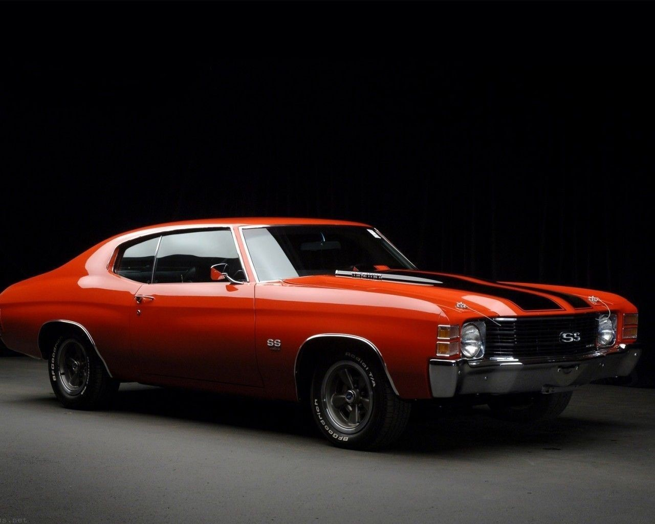 Chevy Muscle Car Wallpapers