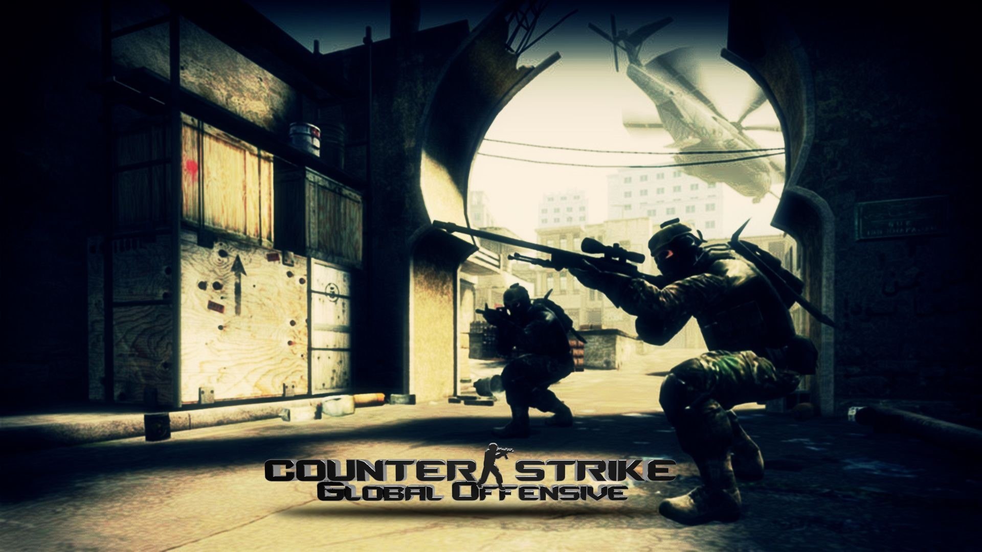 Counter Strike Global Offensive Desktop Wallpapers