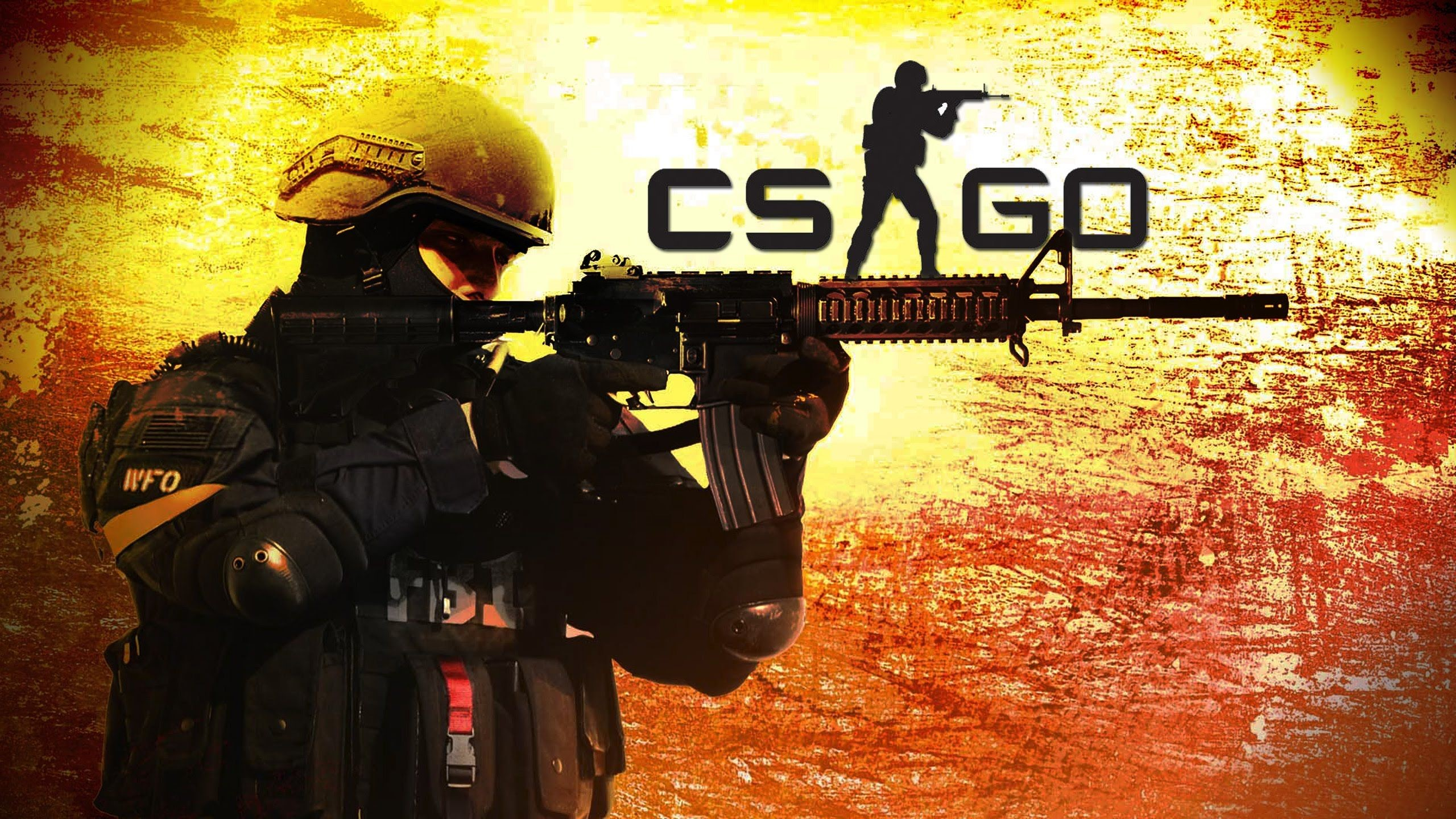 Counter Strike Global Offensive Mobile HD Wallpaper