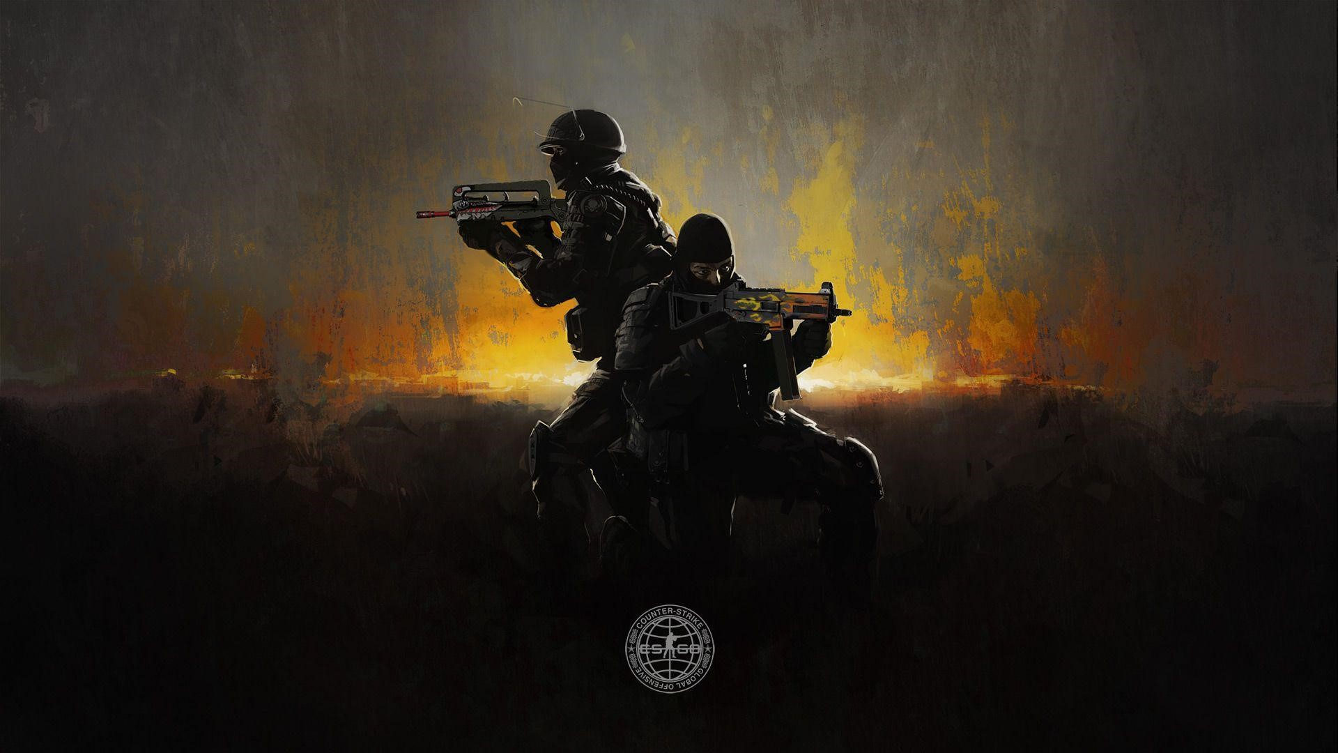Counter Strike Global Offensive Windows Background
