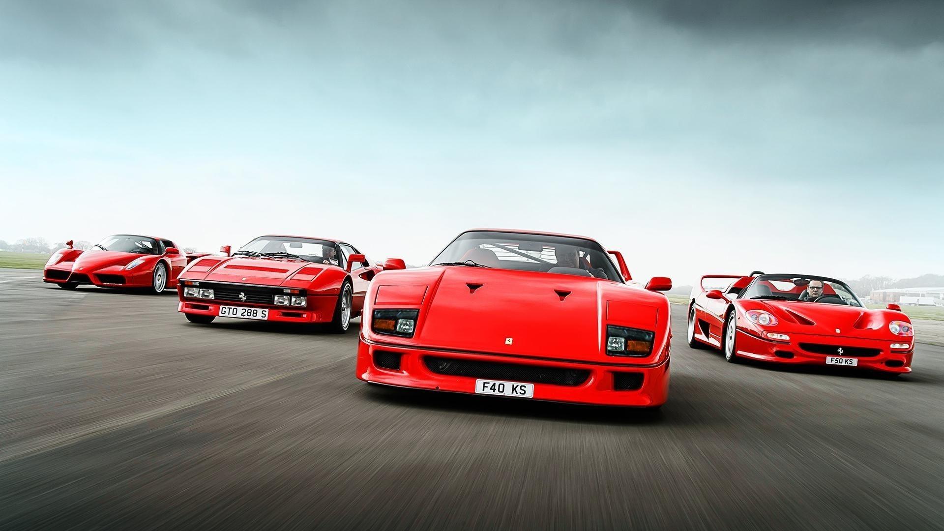 Ferrari Desktop Wallpapers