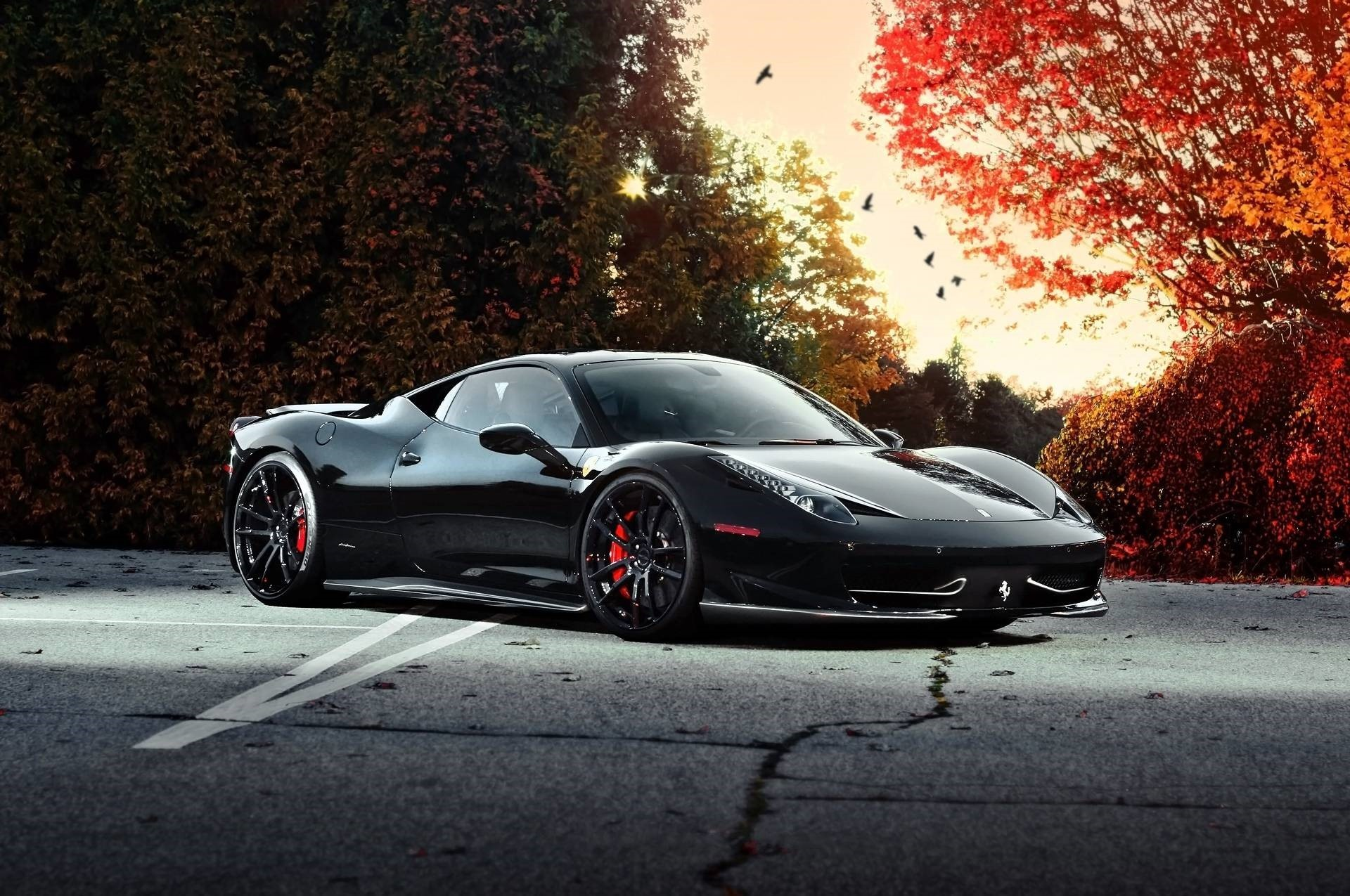 Ferrari HD Background