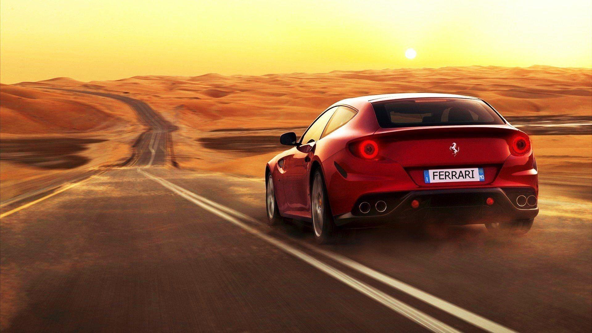 Ferrari Photo