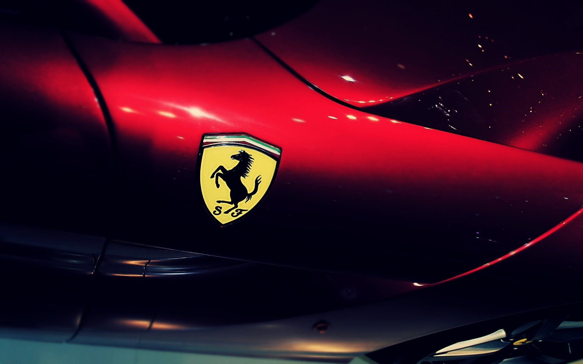 Ferrari iphone Wallpaper