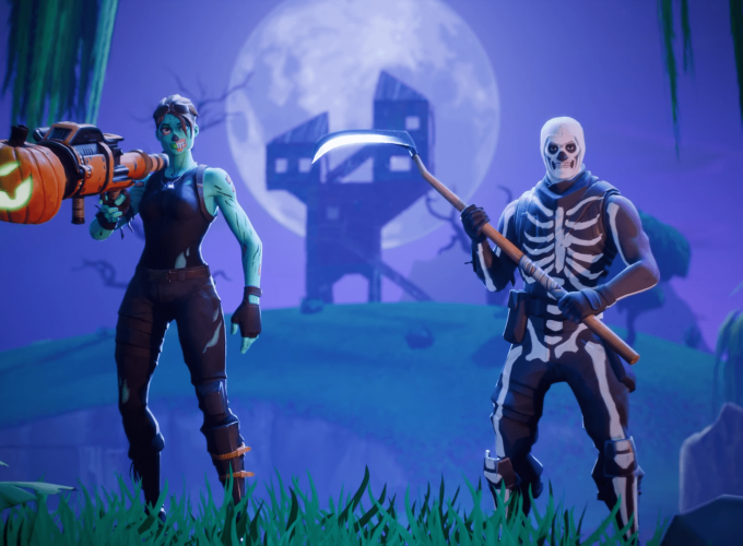 Hd Fortnite Battle Royale Photos Background Wallpapes High