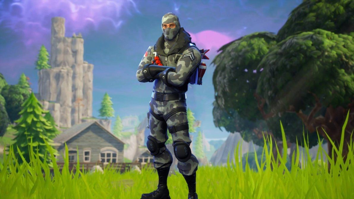Fortnite Soldier Review