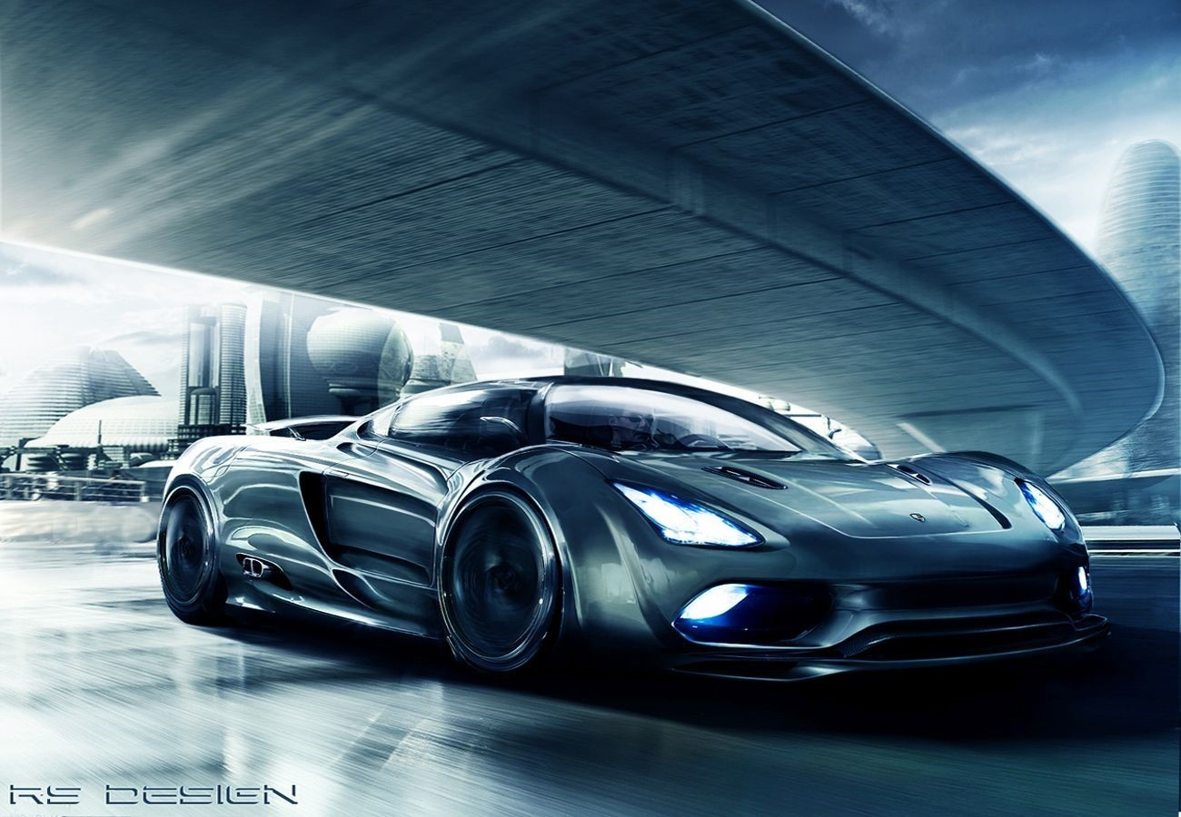 Future Cars Gallery