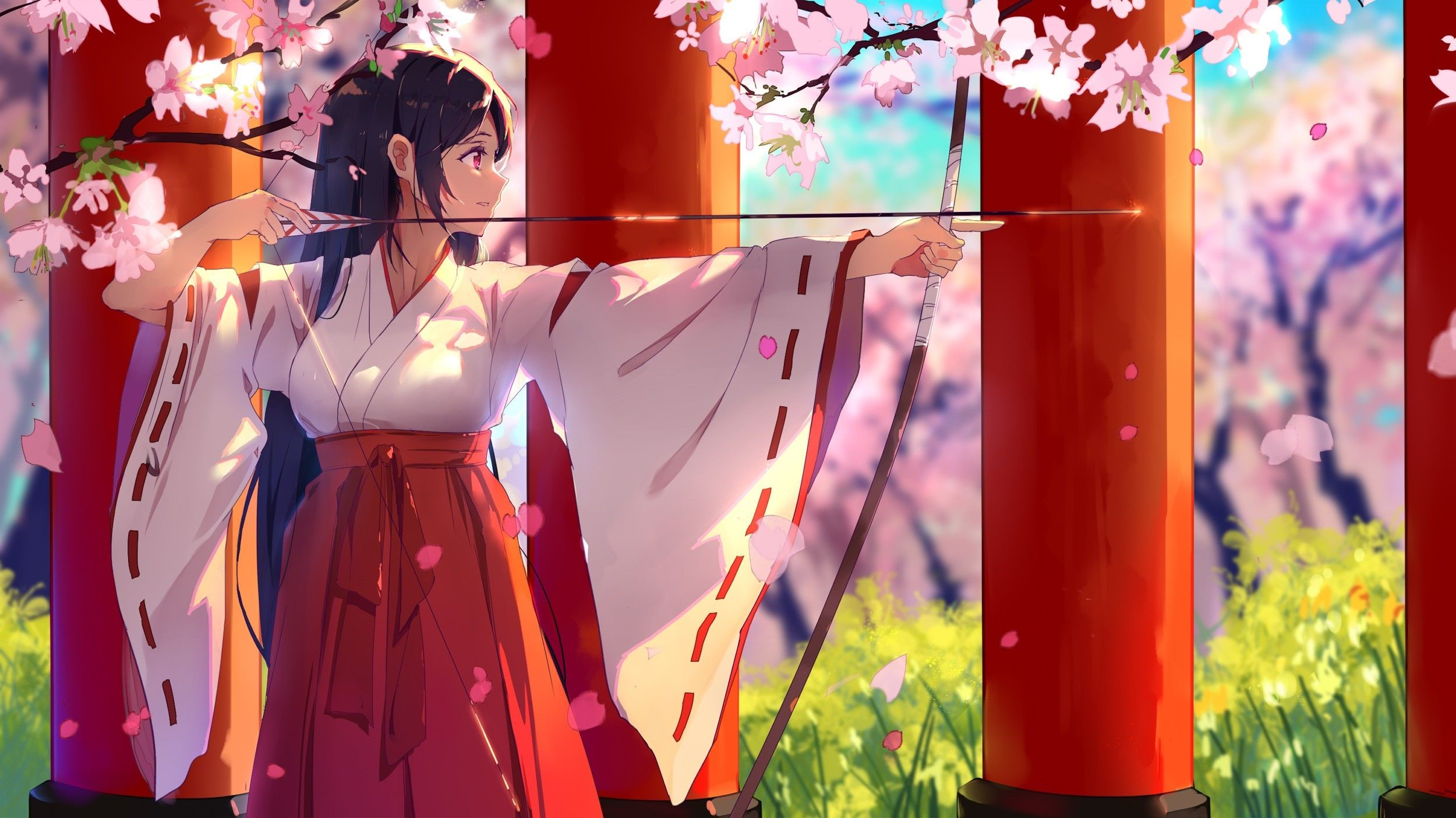 Japanese Geisha Girls Art Pics