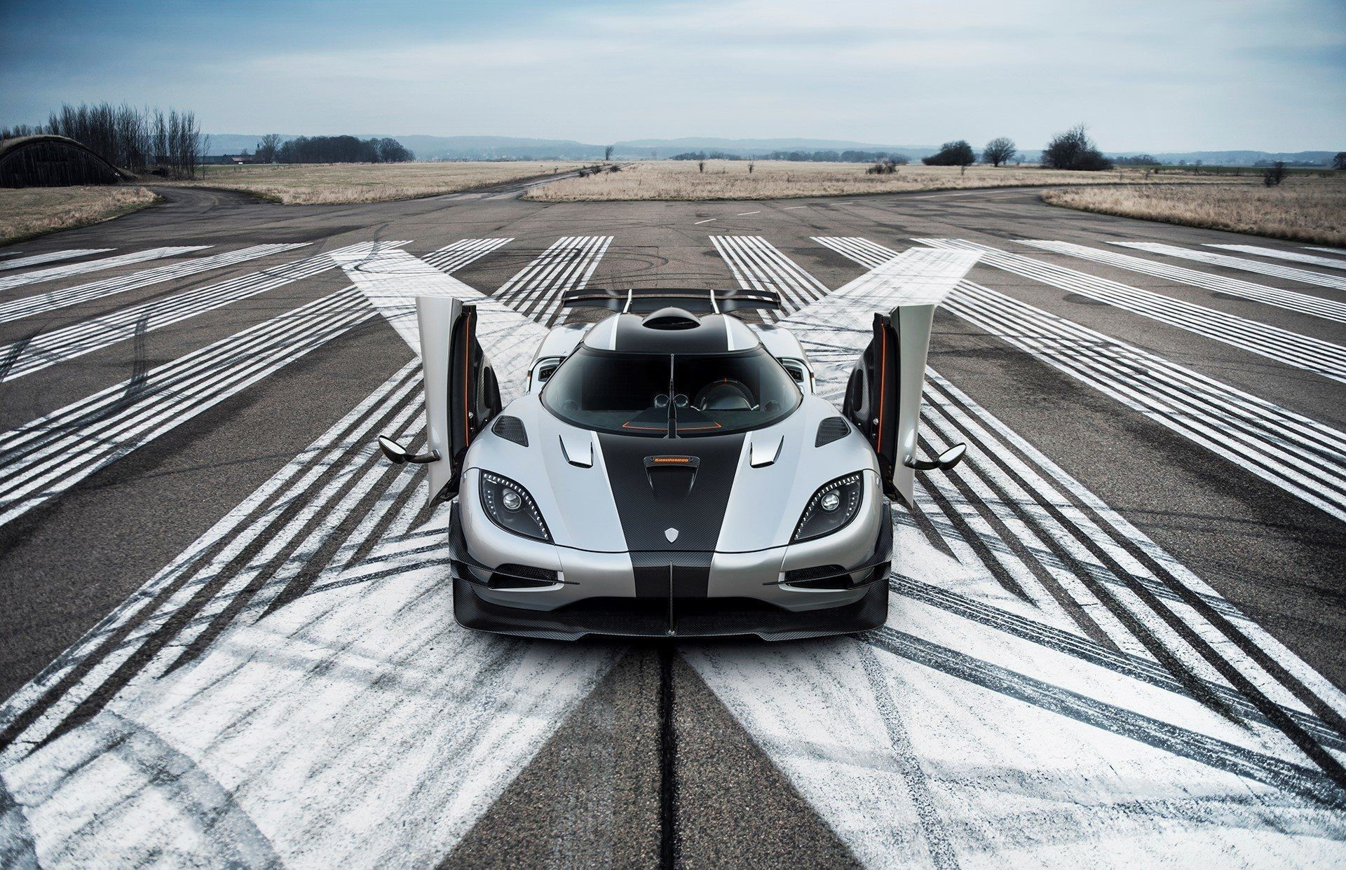 Koenigsegg One 1 Desktop Wallpapers