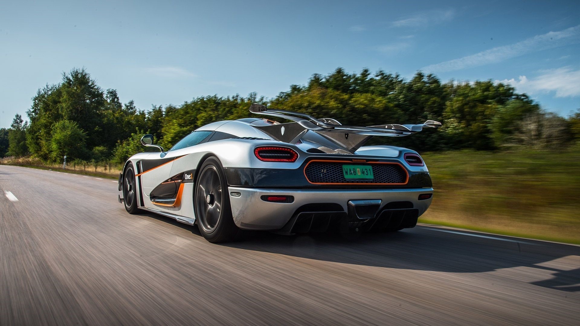 Koenigsegg One 1 Gallery