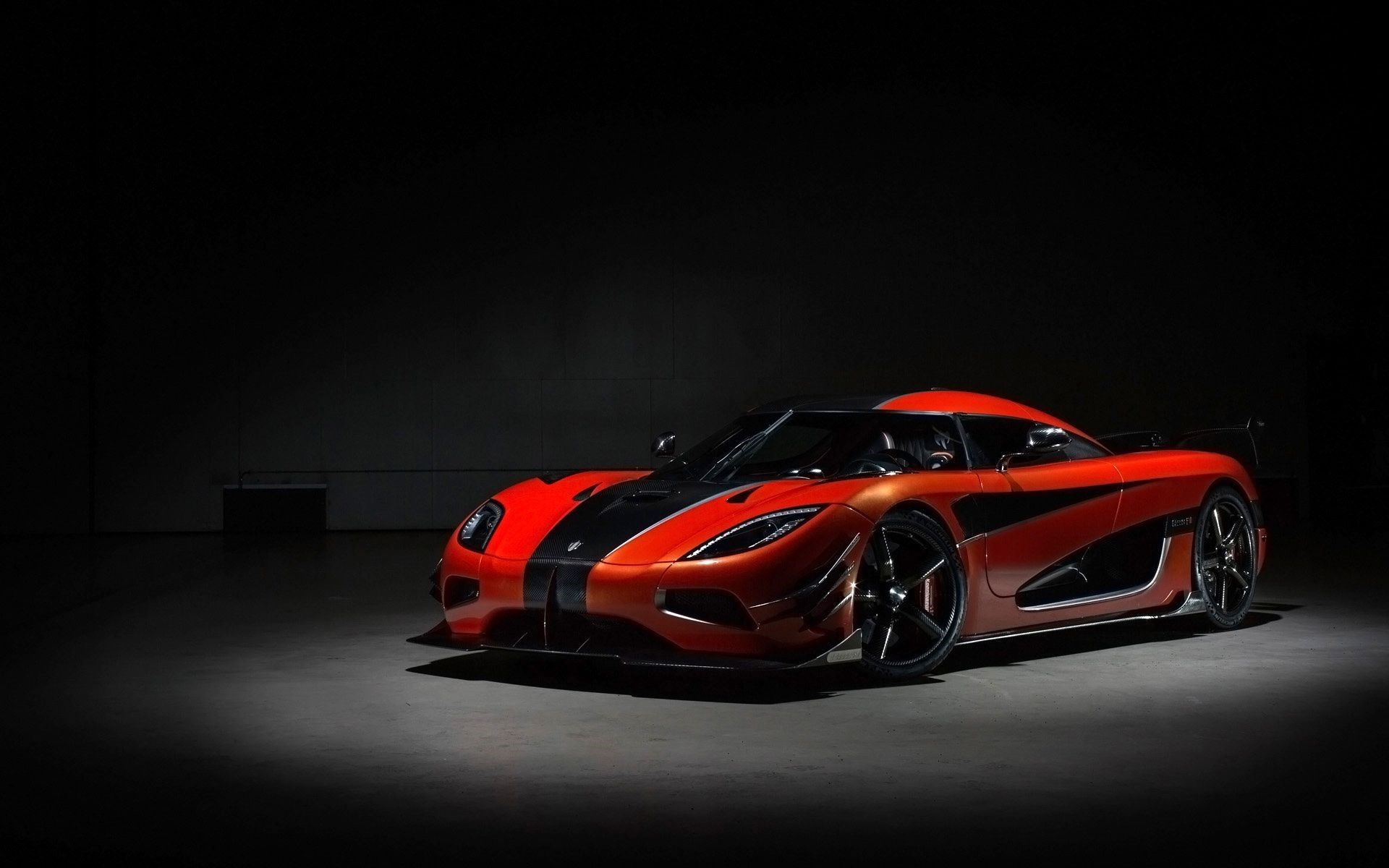 Koenigsegg One 1 HD Background