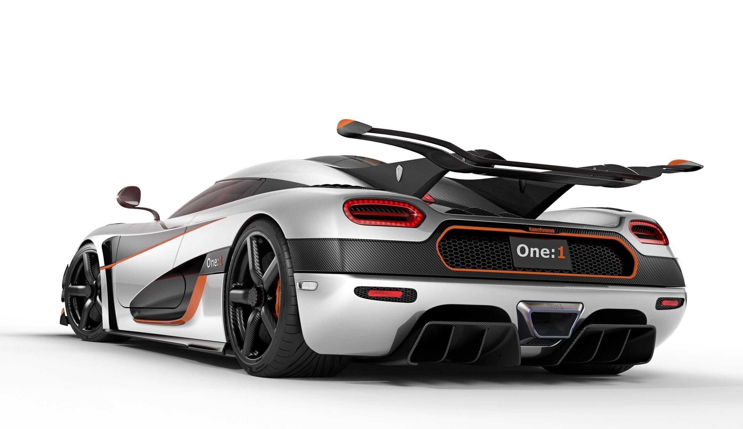 Koenigsegg One 1 Pics
