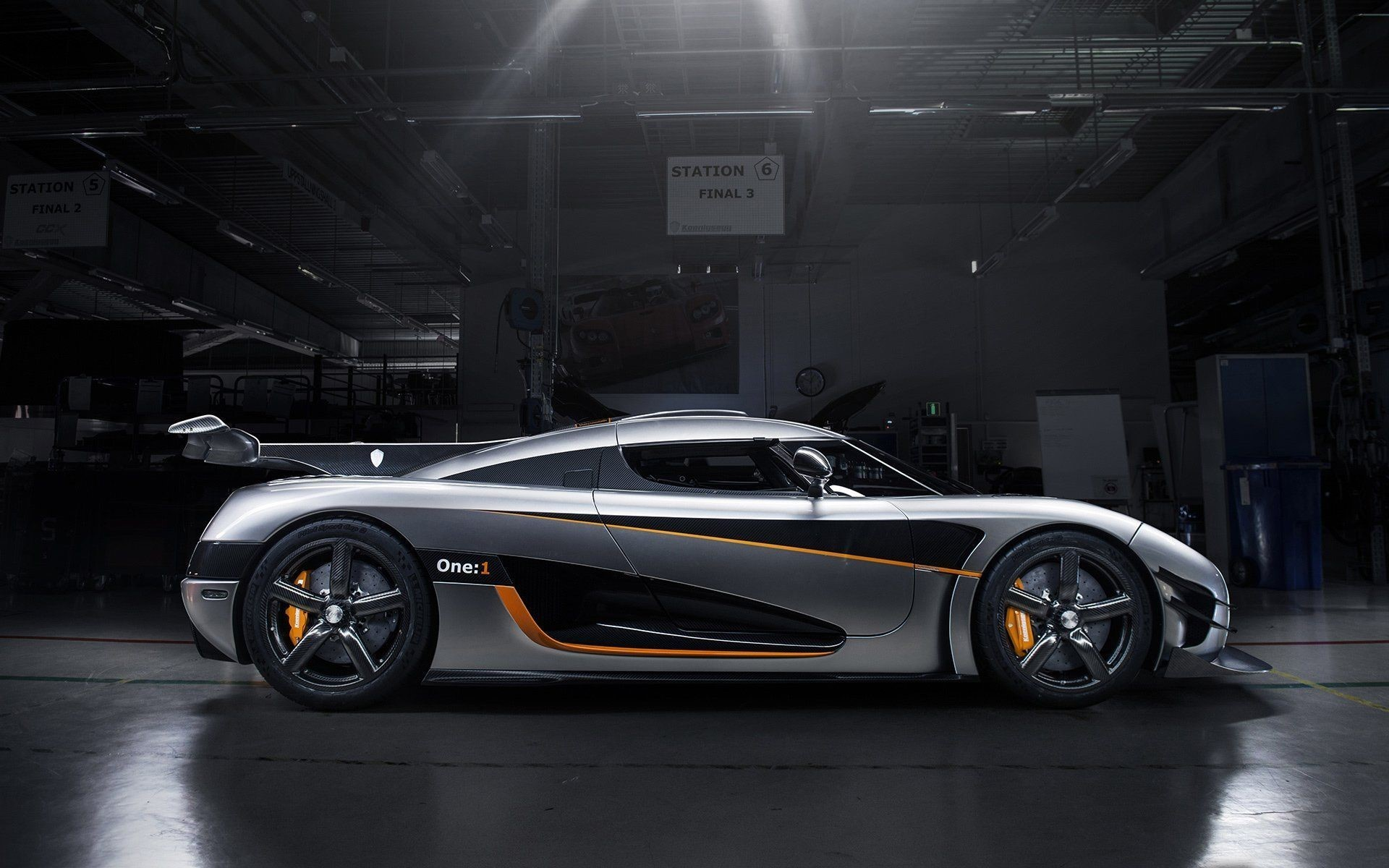 Koenigsegg One 1 Wallpapers