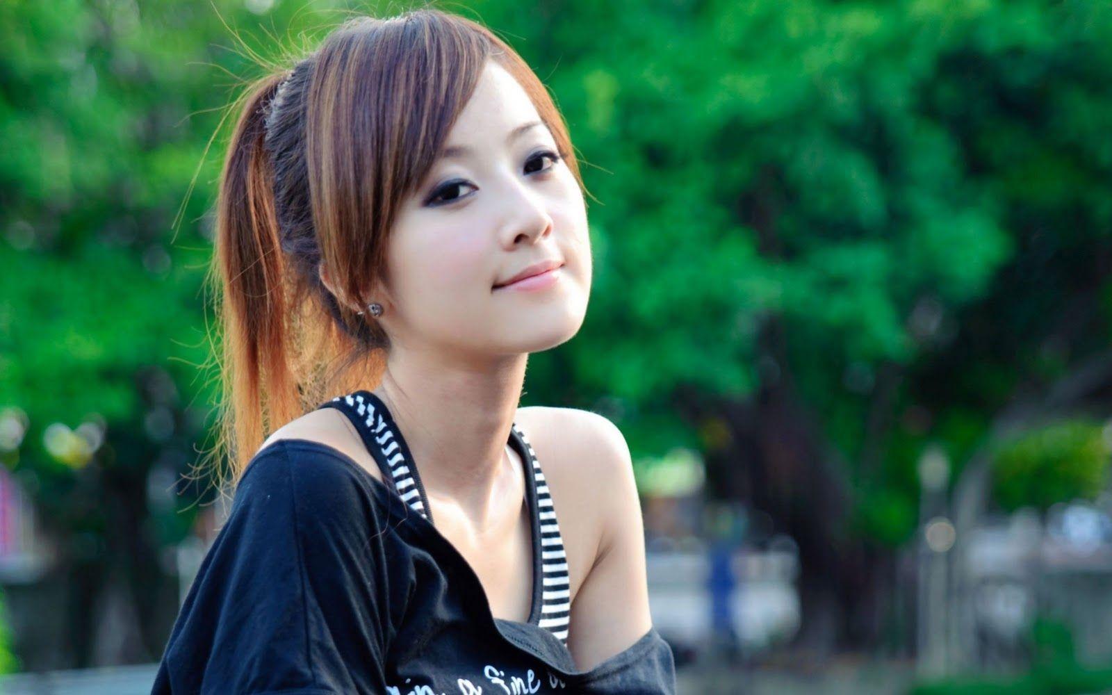 Korean Girls iphone Wallpapers